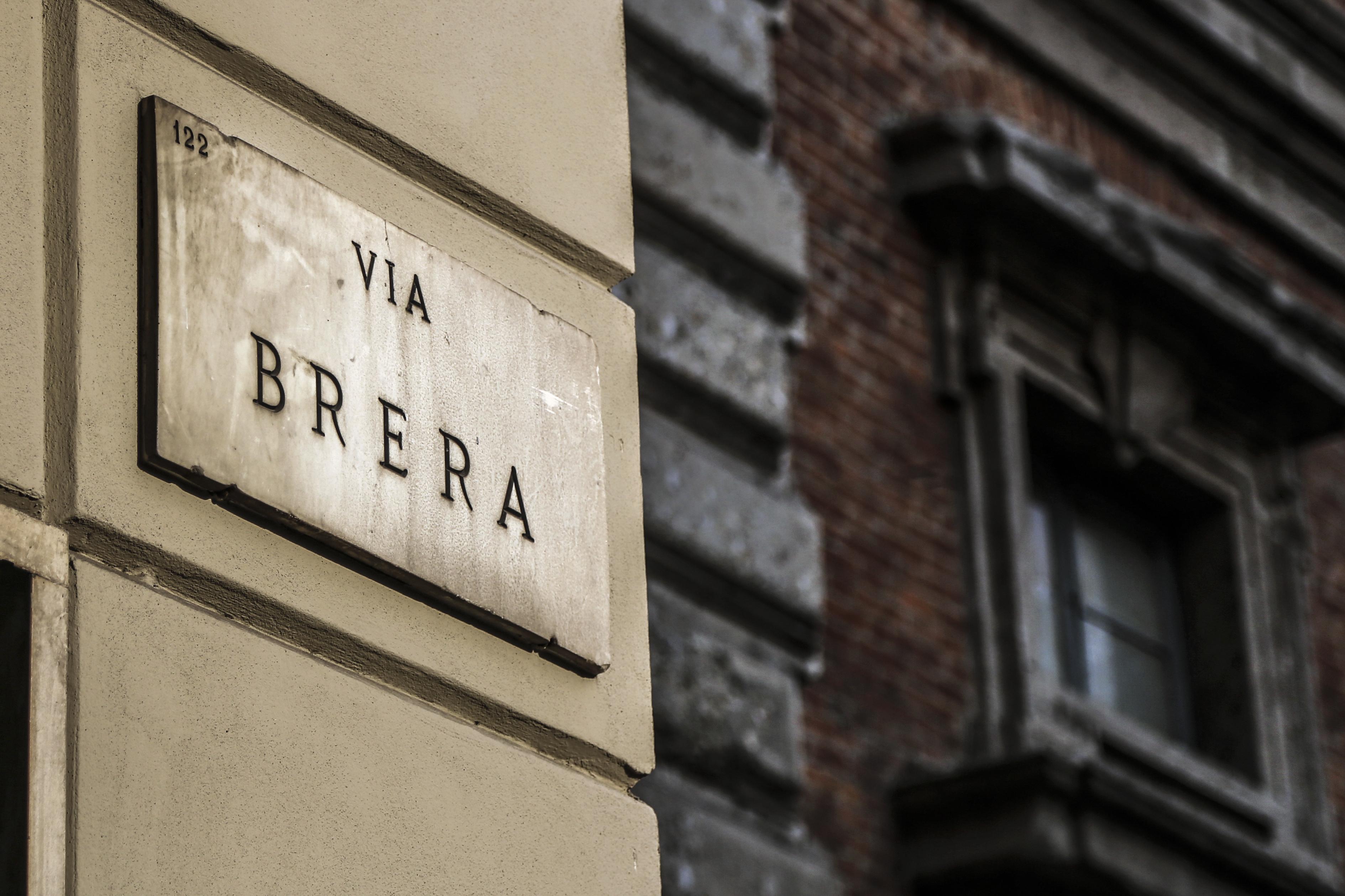 Perderse por Brera, el barrio bohemio y señorial de Milán - Italia Circuito Italia Bella: de Milán a Roma