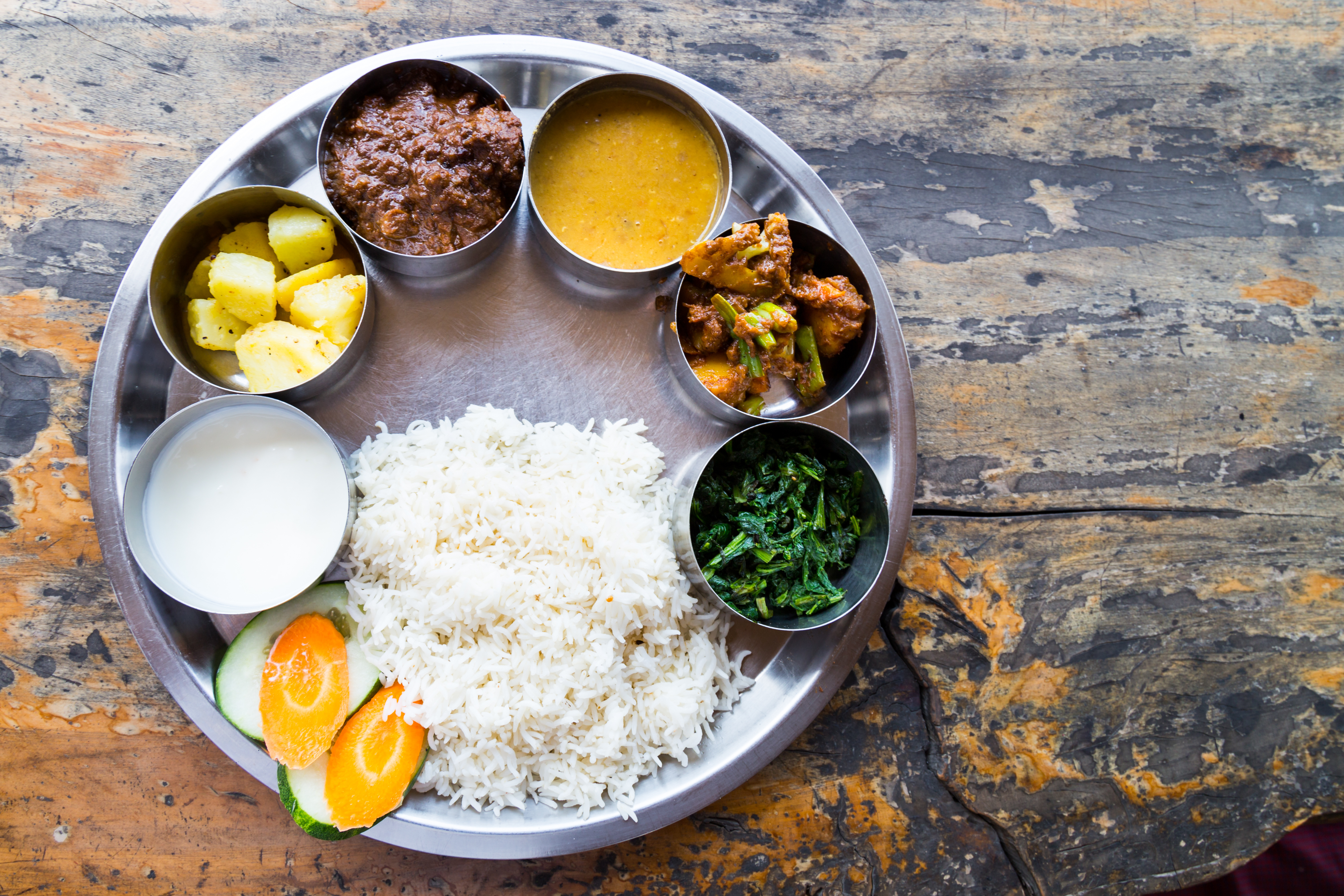La exótica y sabrosa gastronomía nepalí - Nepal Gran Viaje Nepal clásico