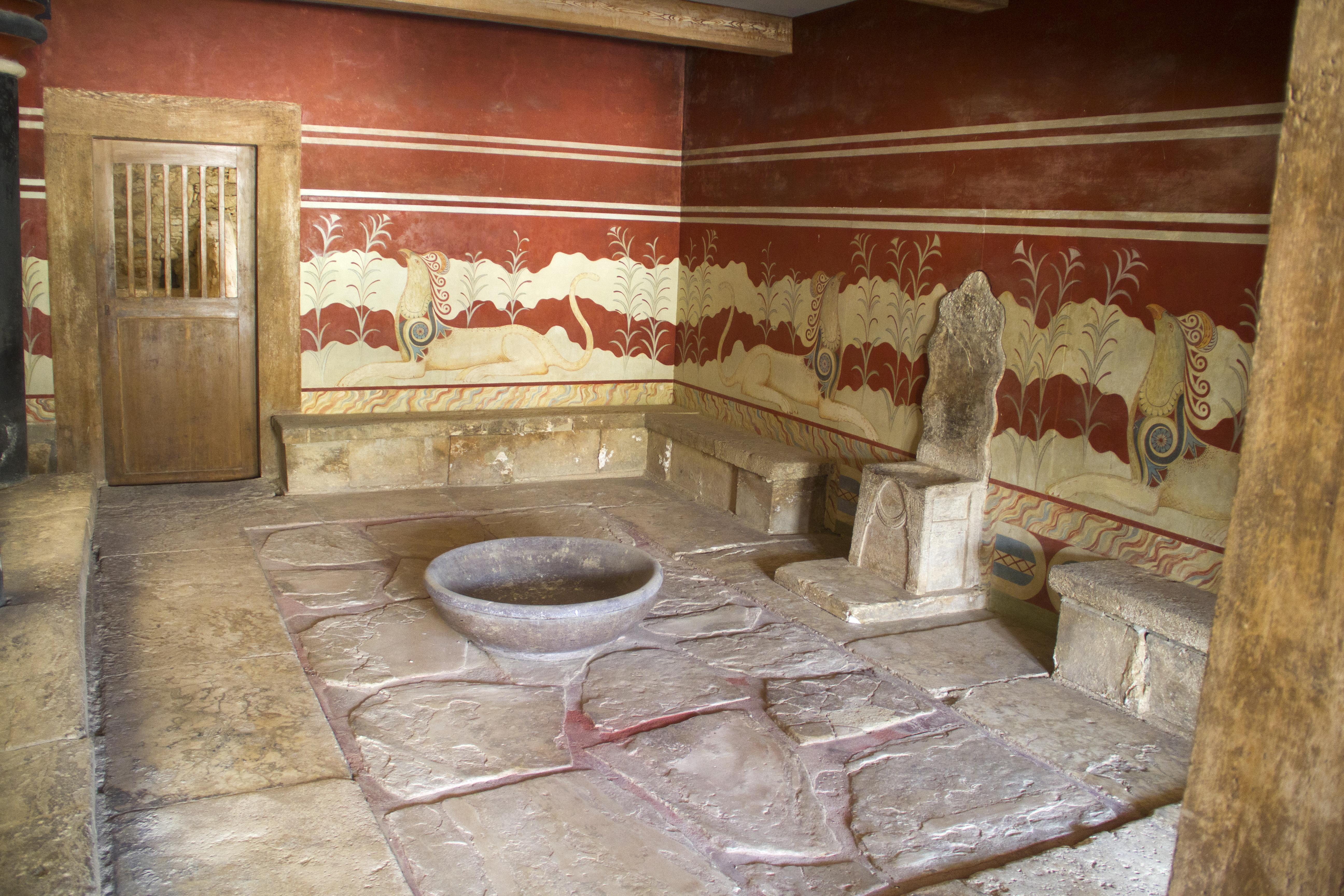 Visita el corazón de la civilización minoica - Grecia Circuito Atenas y crucero por Islas Griegas