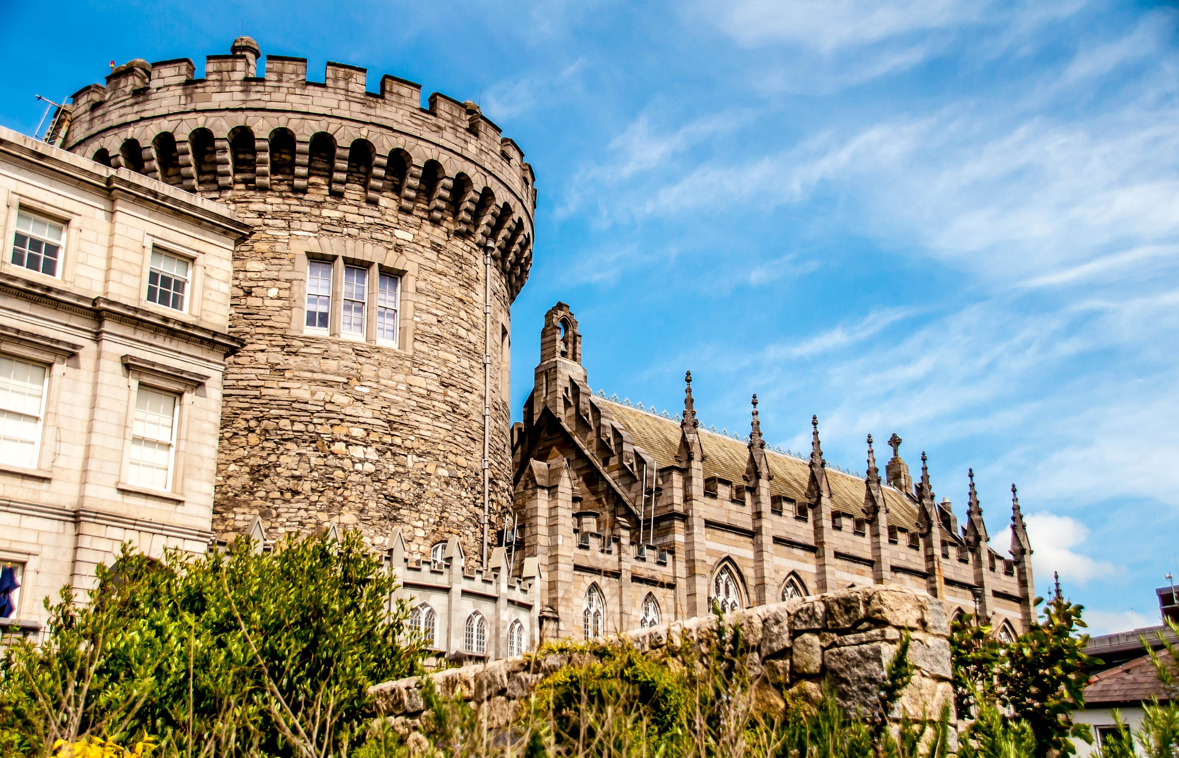 Un castillo, que cuenta la historia de la ciudad a través de sus paredes - Inglaterra Circuito Inglaterra y Escocia