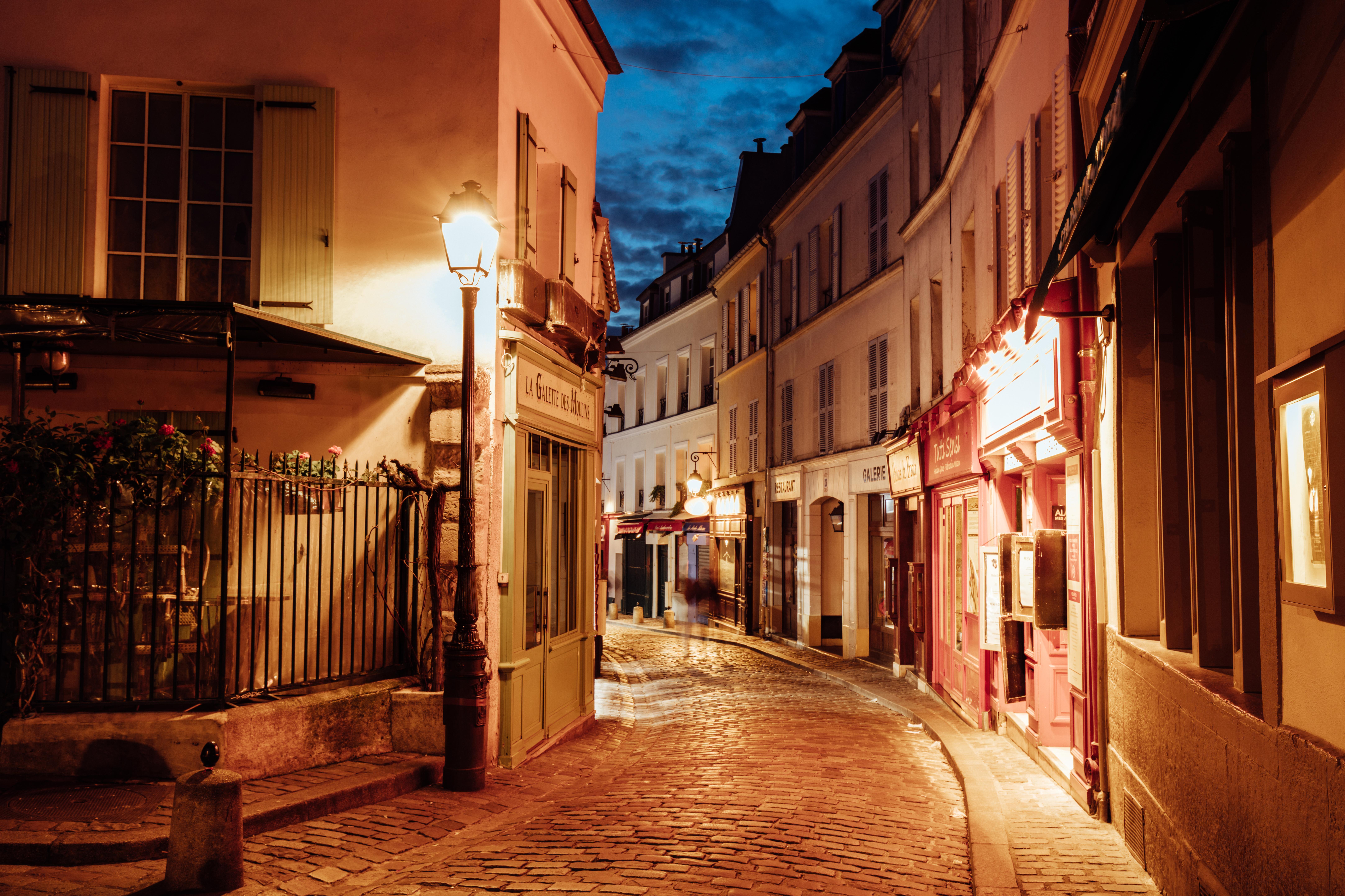 Bienvenido al balcón de París - Francia Circuito París y Países Bajos