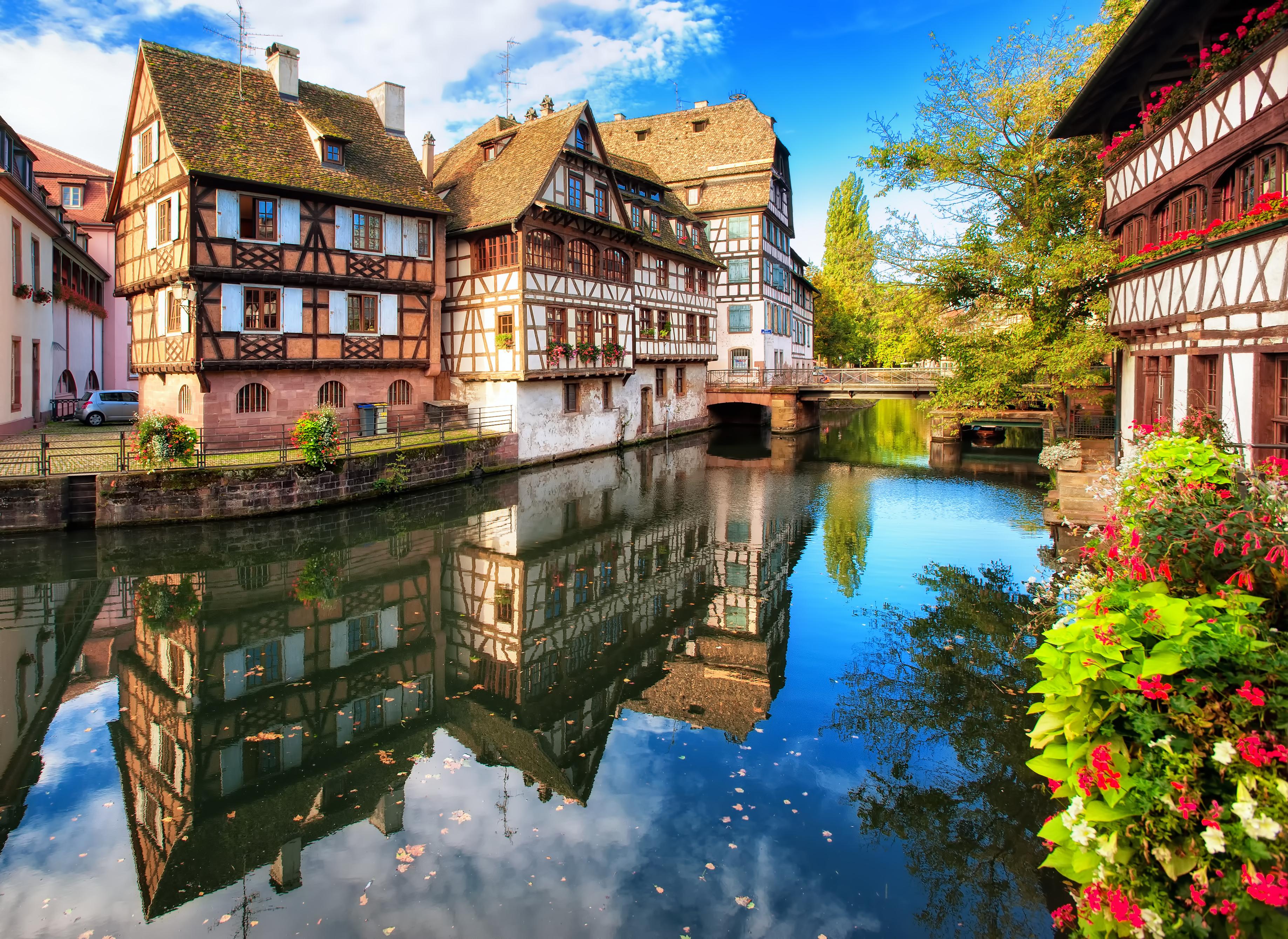 Descubre el corazón de Estrasburgo a golpe de pedalada - Alemania Circuito Ruta Romántica, Selva Negra y Alsacia