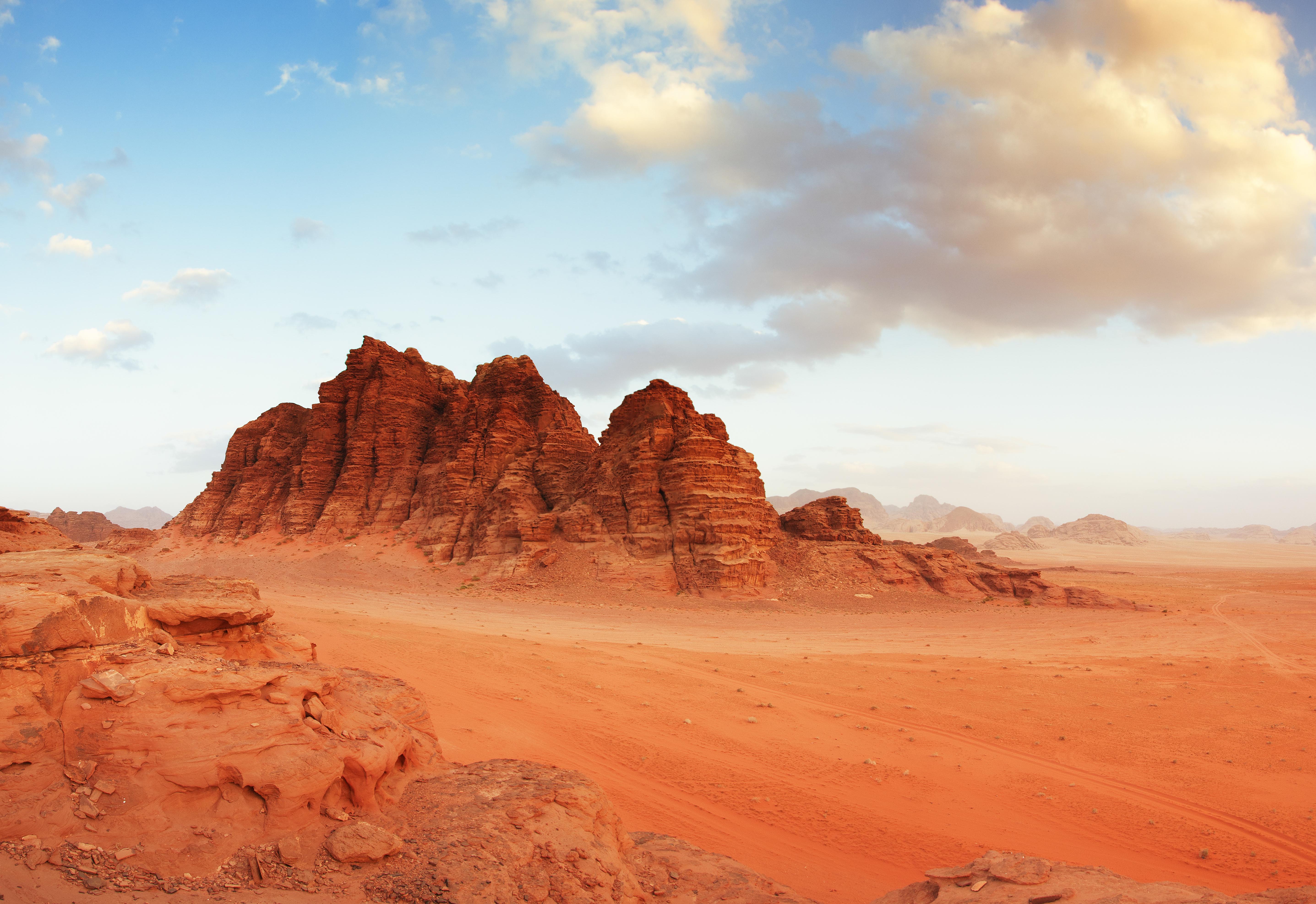 Los dos momentos más mágicos para visitar el desierto - Jordania Circuito Jordania e Israel: dos países, tres religiones