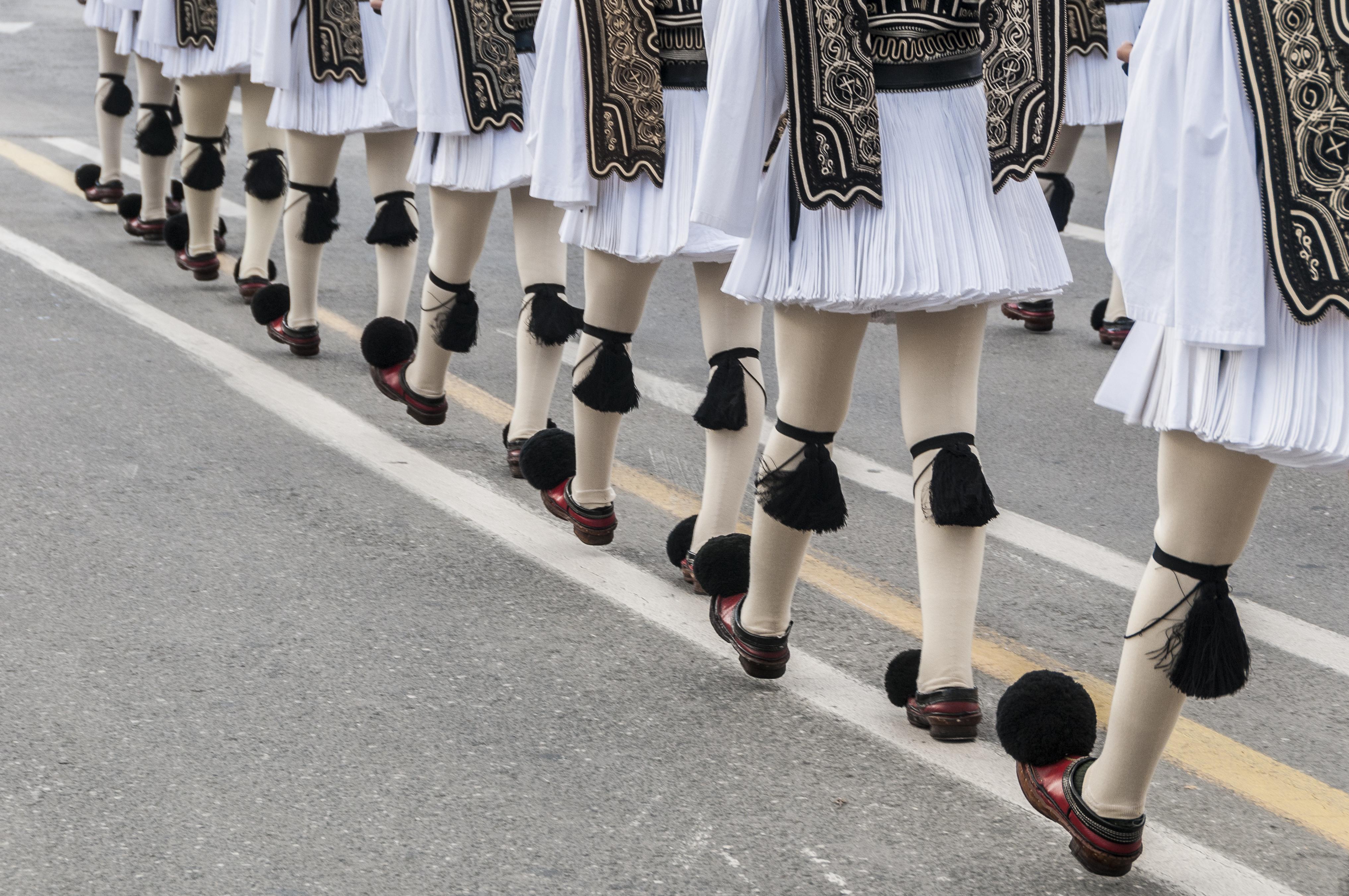 Prepara la cámara y no te pierdas a los evzones - Grecia Circuito Grecia Clásica