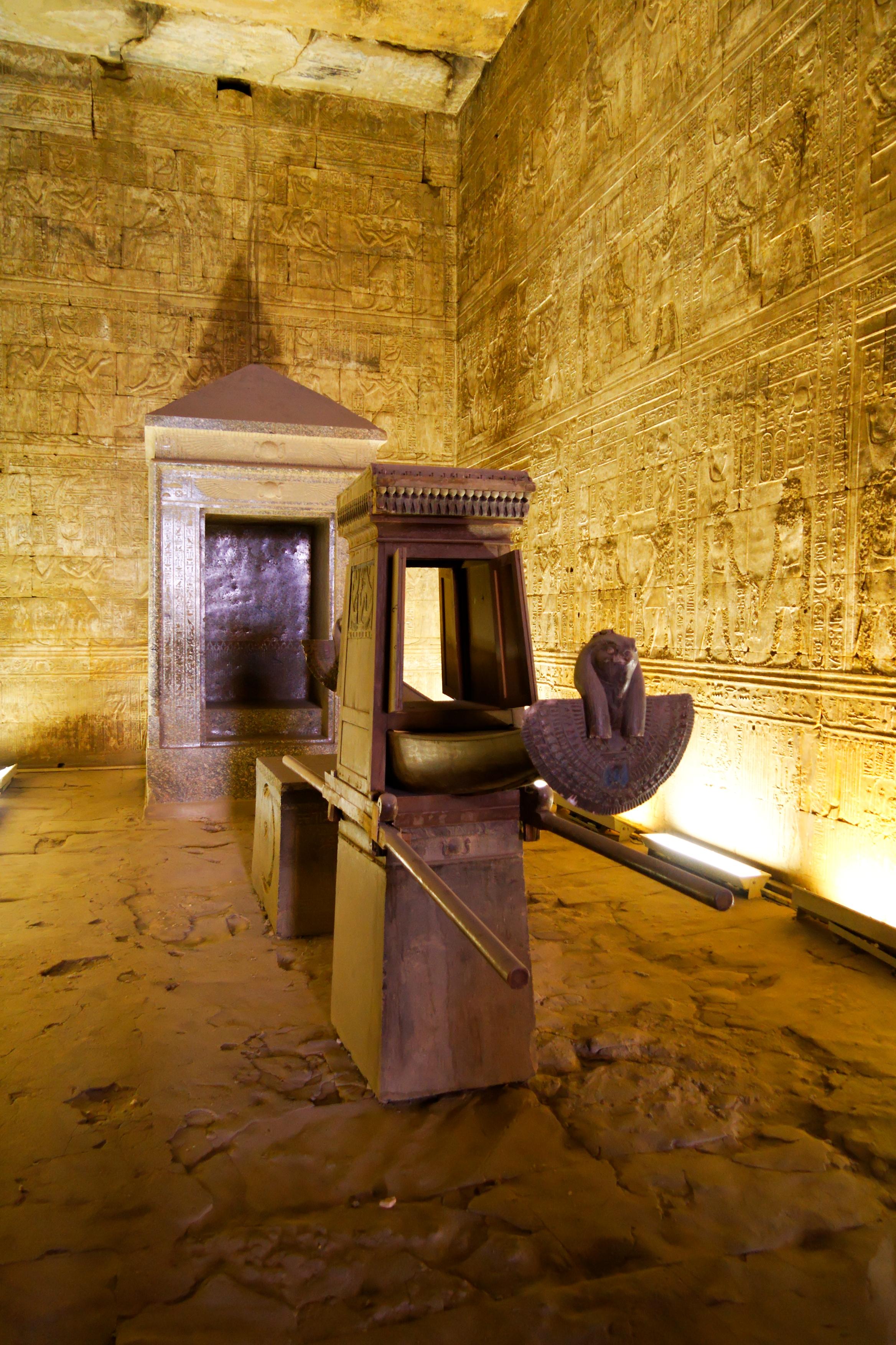El templo de Horus: una joya egipcia - Egipto Circuito Heket y Mar Rojo