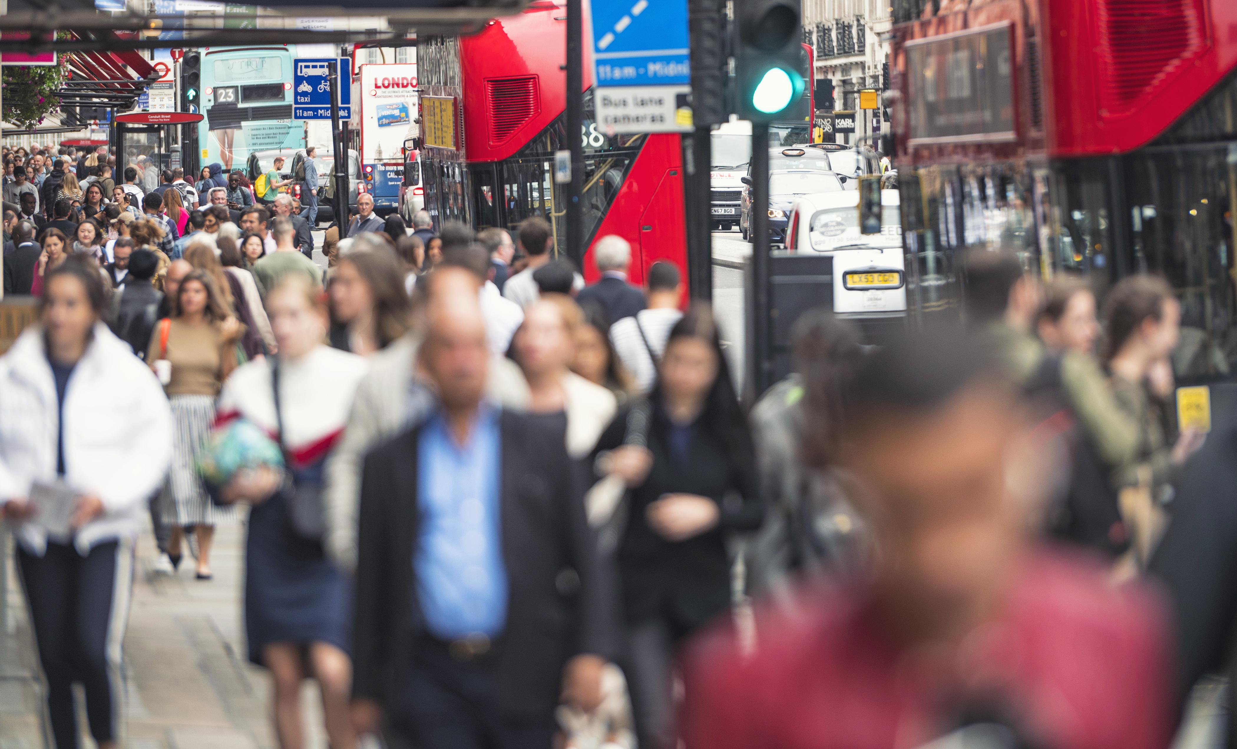 De shopping por las calles de Londres - Bélgica Circuito Londres, Países Bajos y el Rhin