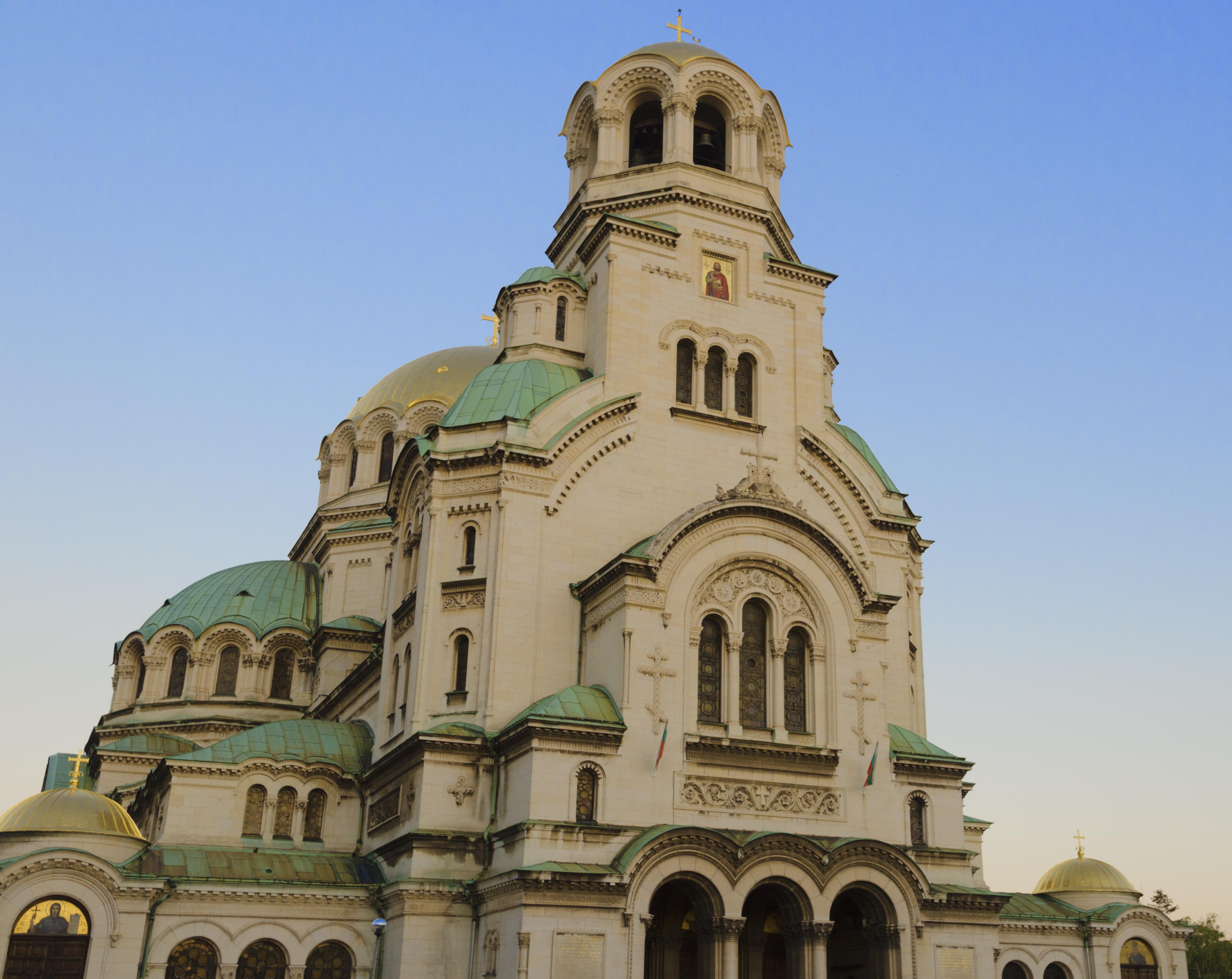 La Catedral de Alexander Nevski, de sus cúpulas doradas al cielo - Bulgaria Circuito Bulgaria Artística