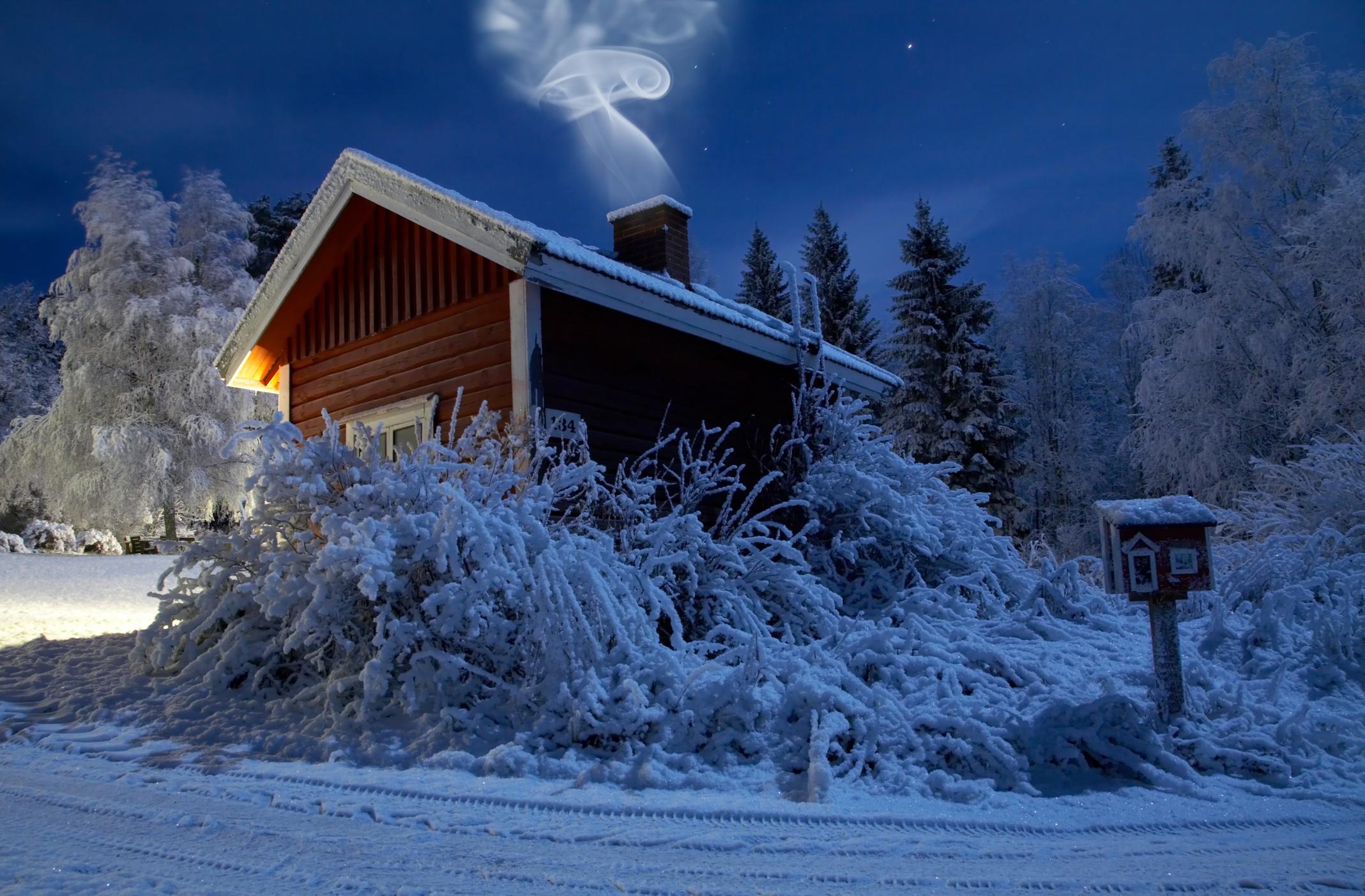 Sumergirse en una sauna finlandesa - Finlandia Circuito Laponia e Iso-Syöte