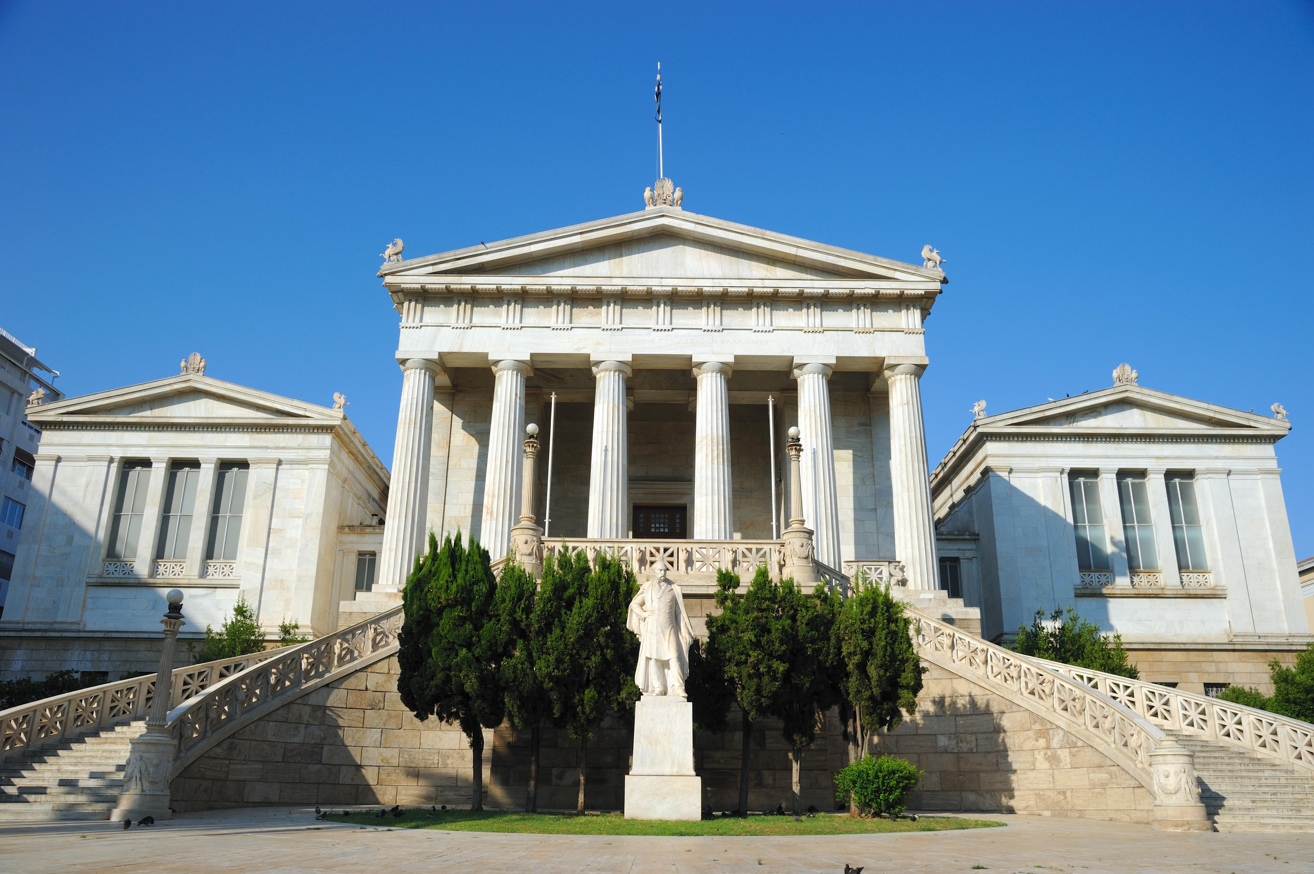 Conoce el clasicismo más nuevo de Atenas - Grecia Circuito Grecia Clásica, Santorini y Mikonos