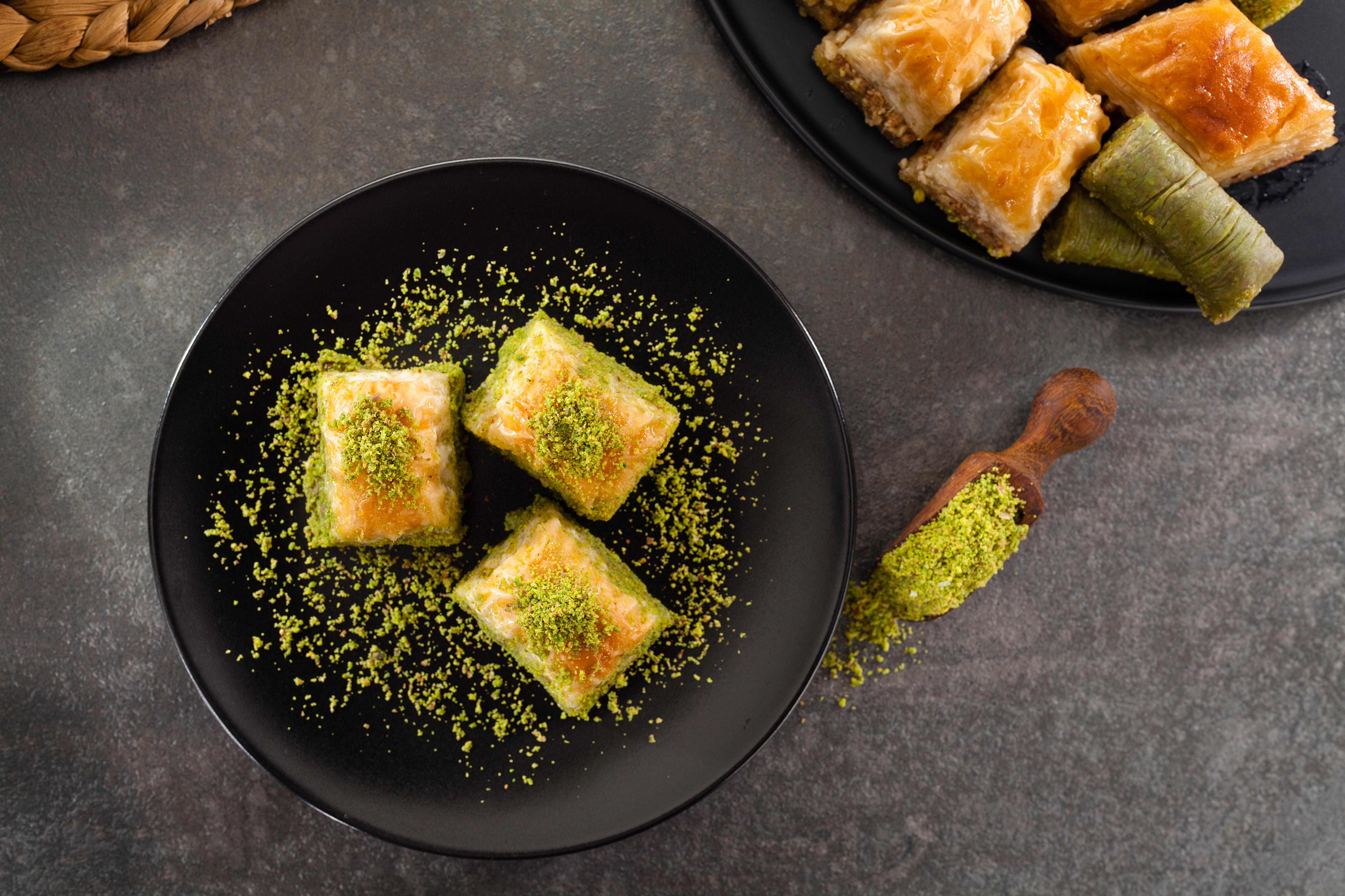 Disfrutando de la gastronomía turca - Turquía Circuito Estambul y Capadocia