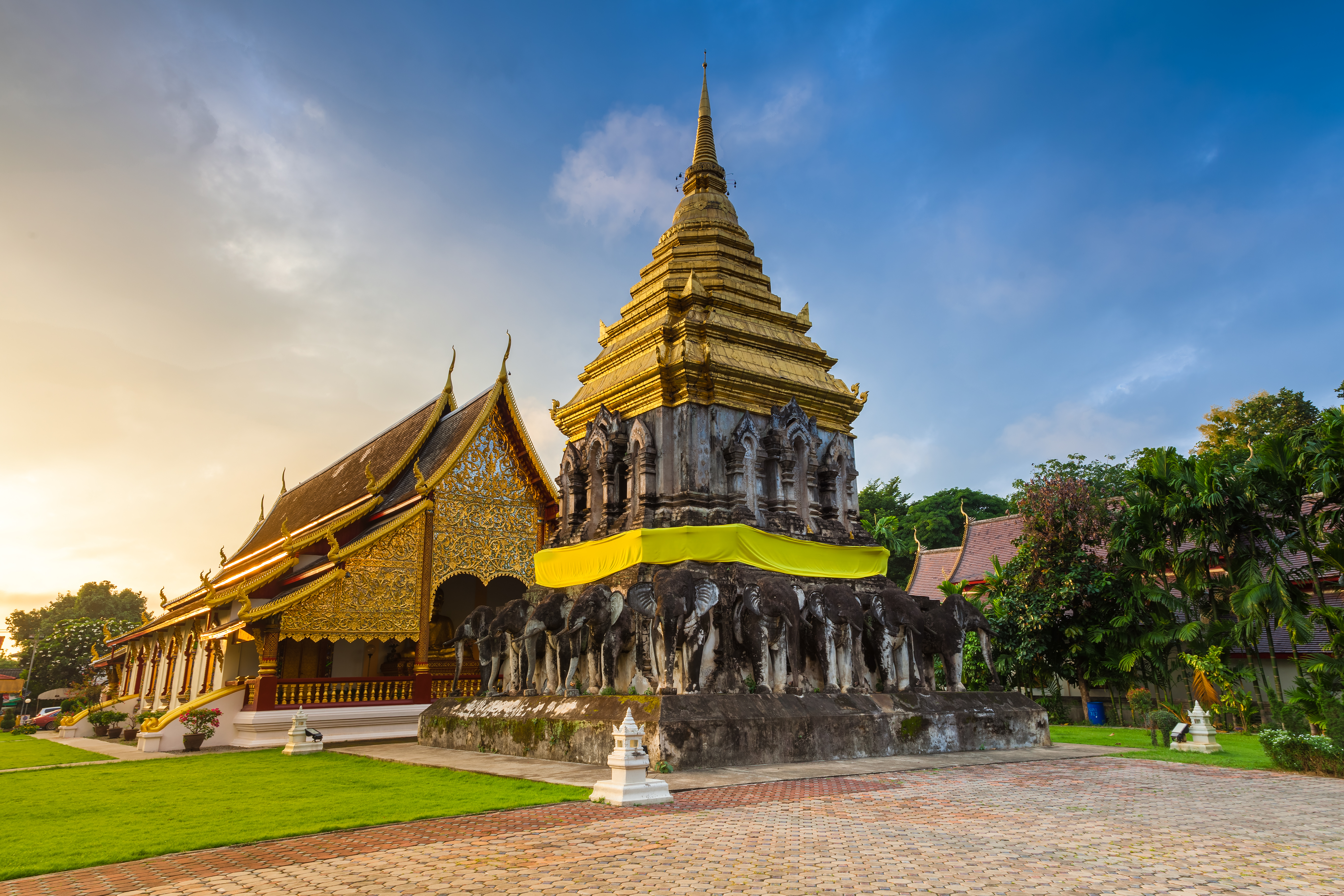 Chiang Mai, una ciudad monumental - Tailandia Gran Viaje Alrededor de Tailandia