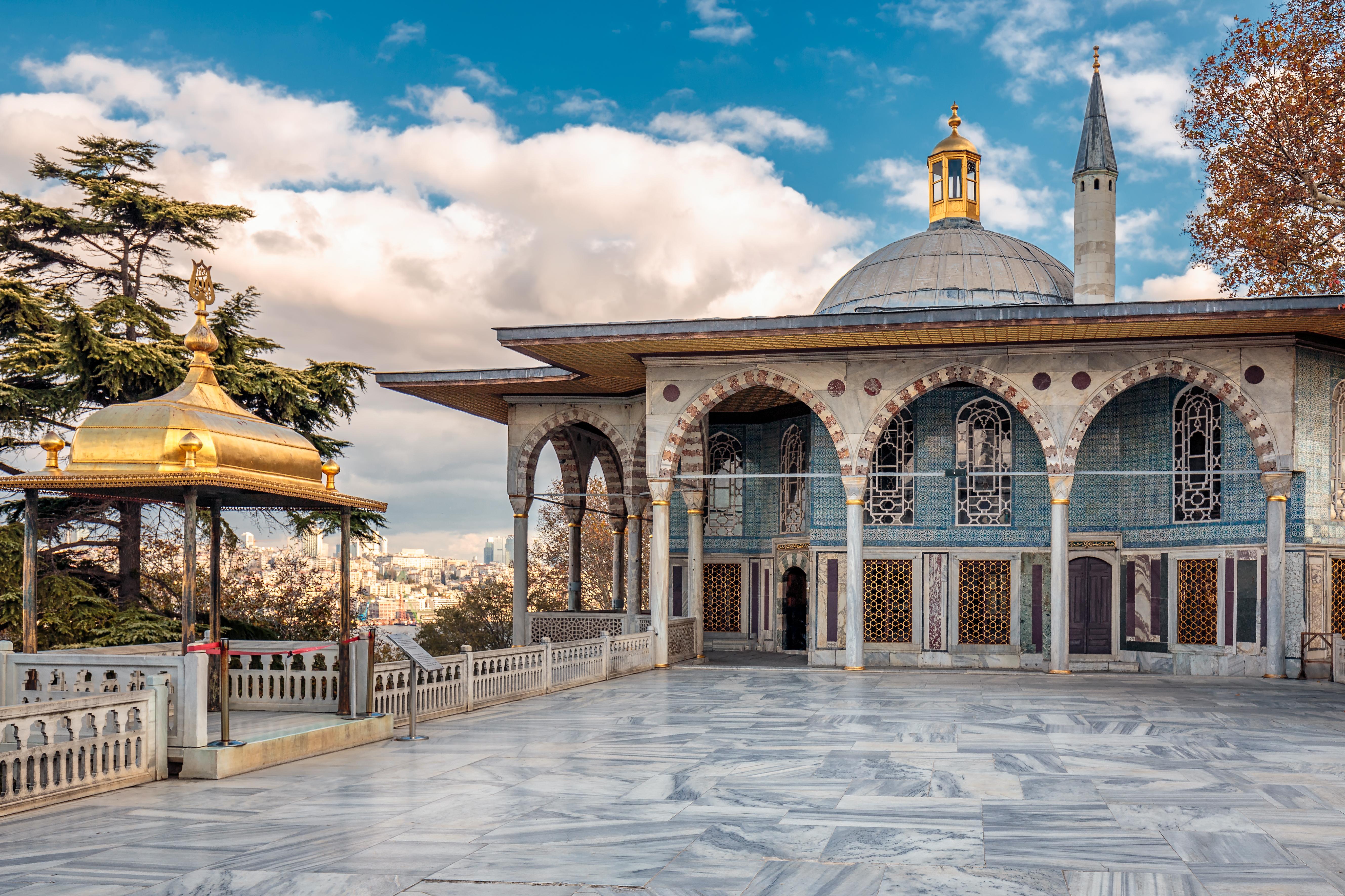 Descubre los secretos que esconde el harén del Palacio Topkapi - Turquía Circuito Gran Tour de Turquía