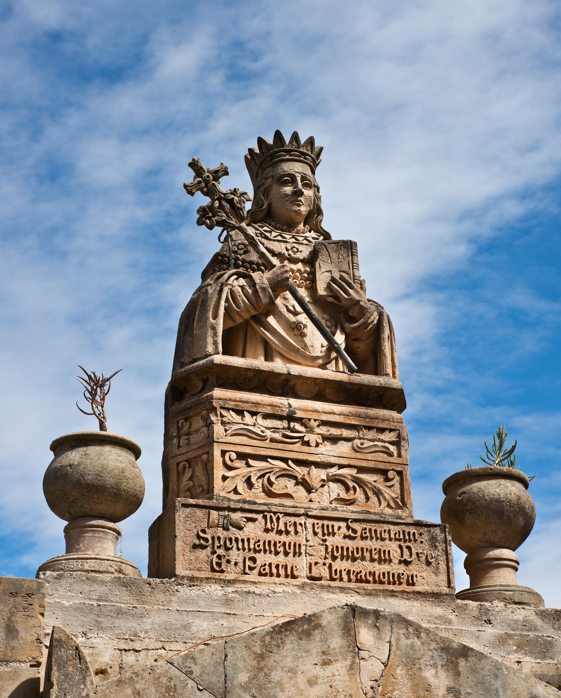 Sigue la herencia católica de San Pablo - Malta Circuito Maravillas de Malta