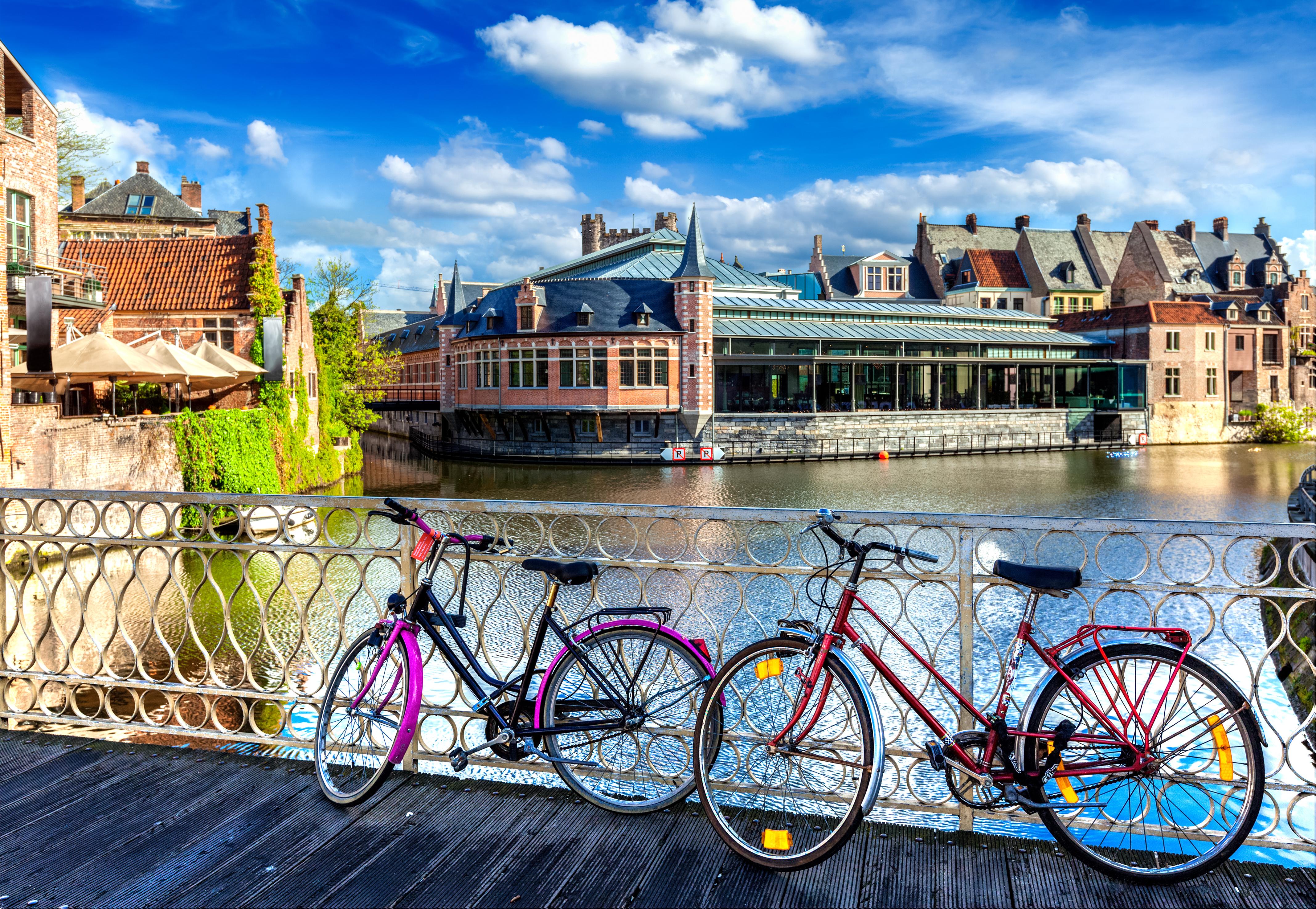 En bicicleta por Flandes - Holanda Circuito Ámsterdam y Flandes