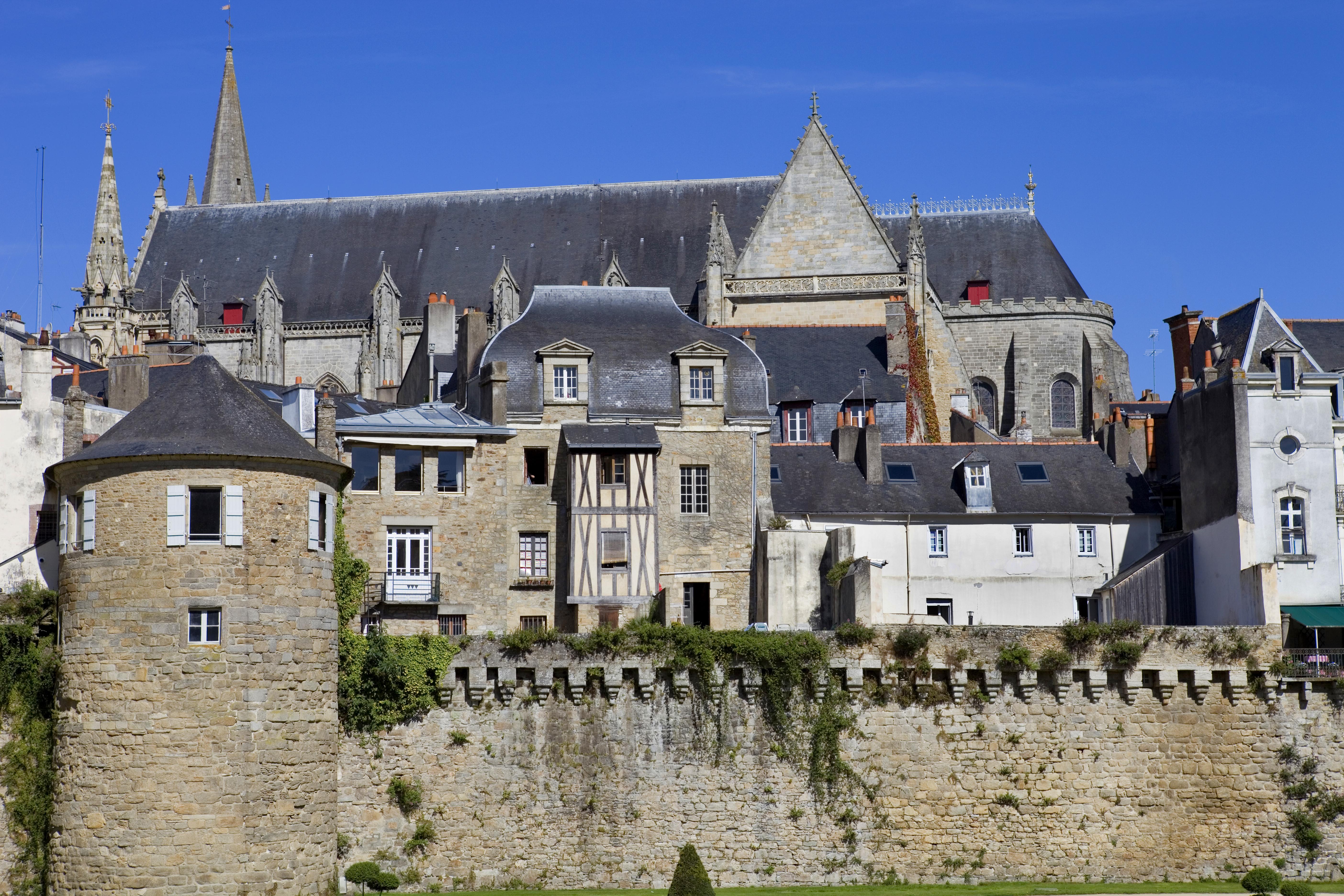Le Ker, un recorrido histórico en Vannes - Francia Circuito Gran Tour de Normandía y Bretaña