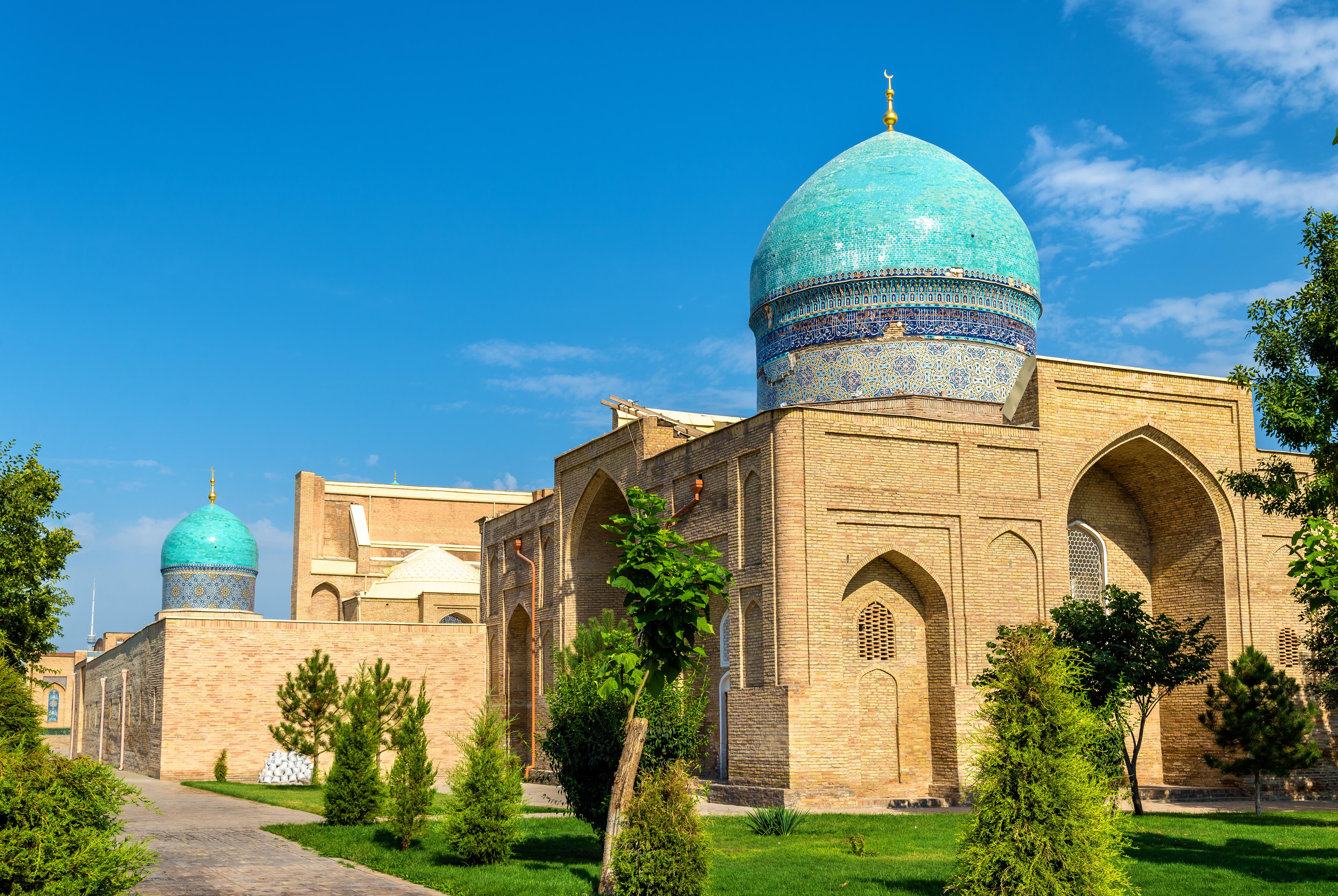 Un día en Tashkent, la capital de Uzbekistán - Uzbekistán Gran Viaje Uzbekistán Imprescindible