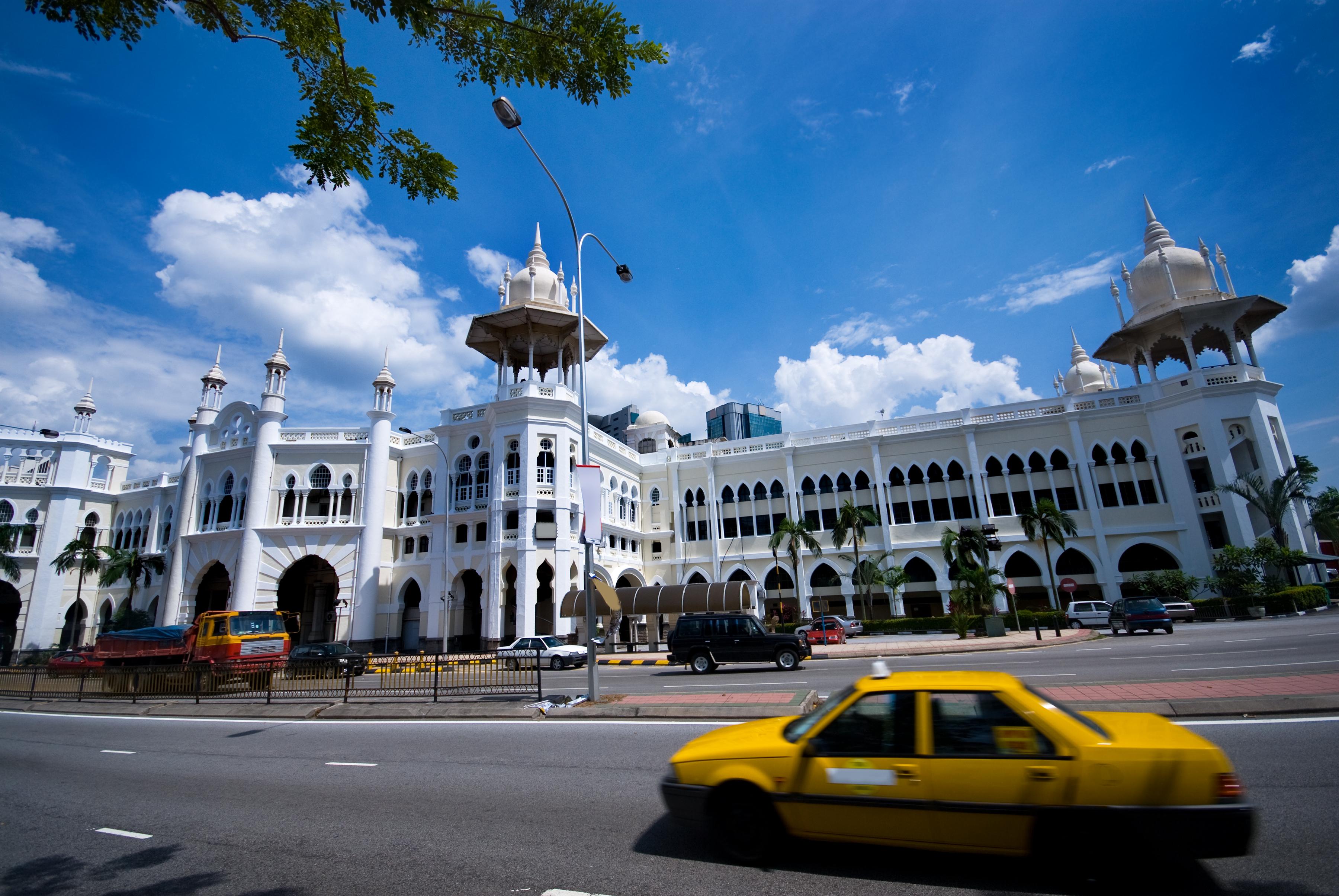 Kuala Lumpur, capital del transporte público - Singapur Gran Viaje Camino Colonial