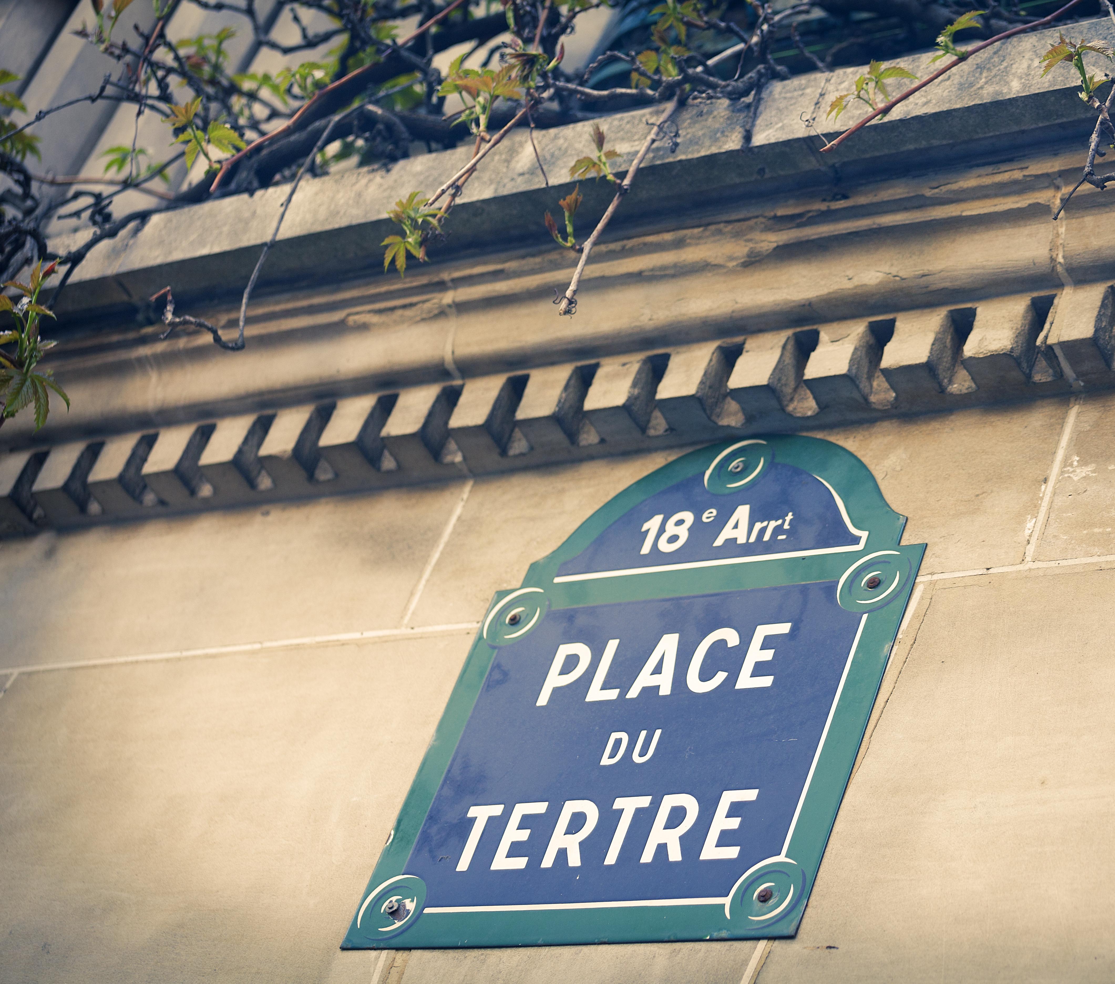 Montmartre, el barrio de los pintores - Francia Circuito Gran Tour de Normandía y Bretaña