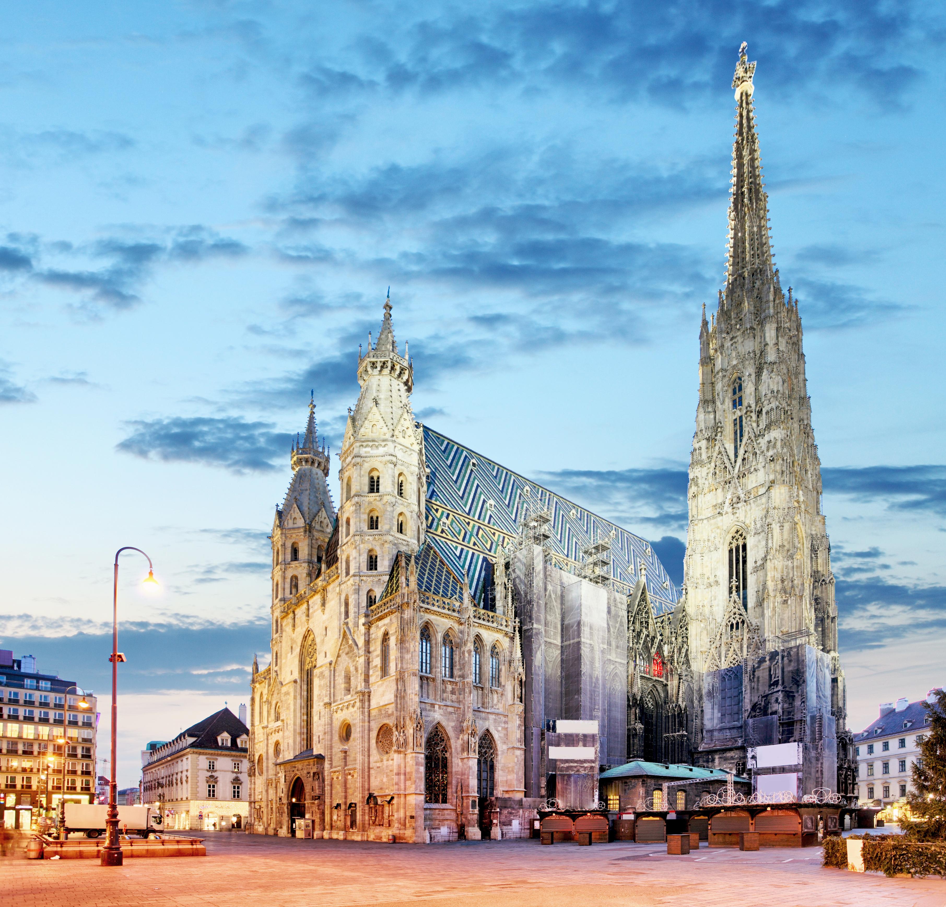 Súbete al cielo de Viena con 'Steffl' - Alemania Circuito Berlín y Europa Imperial