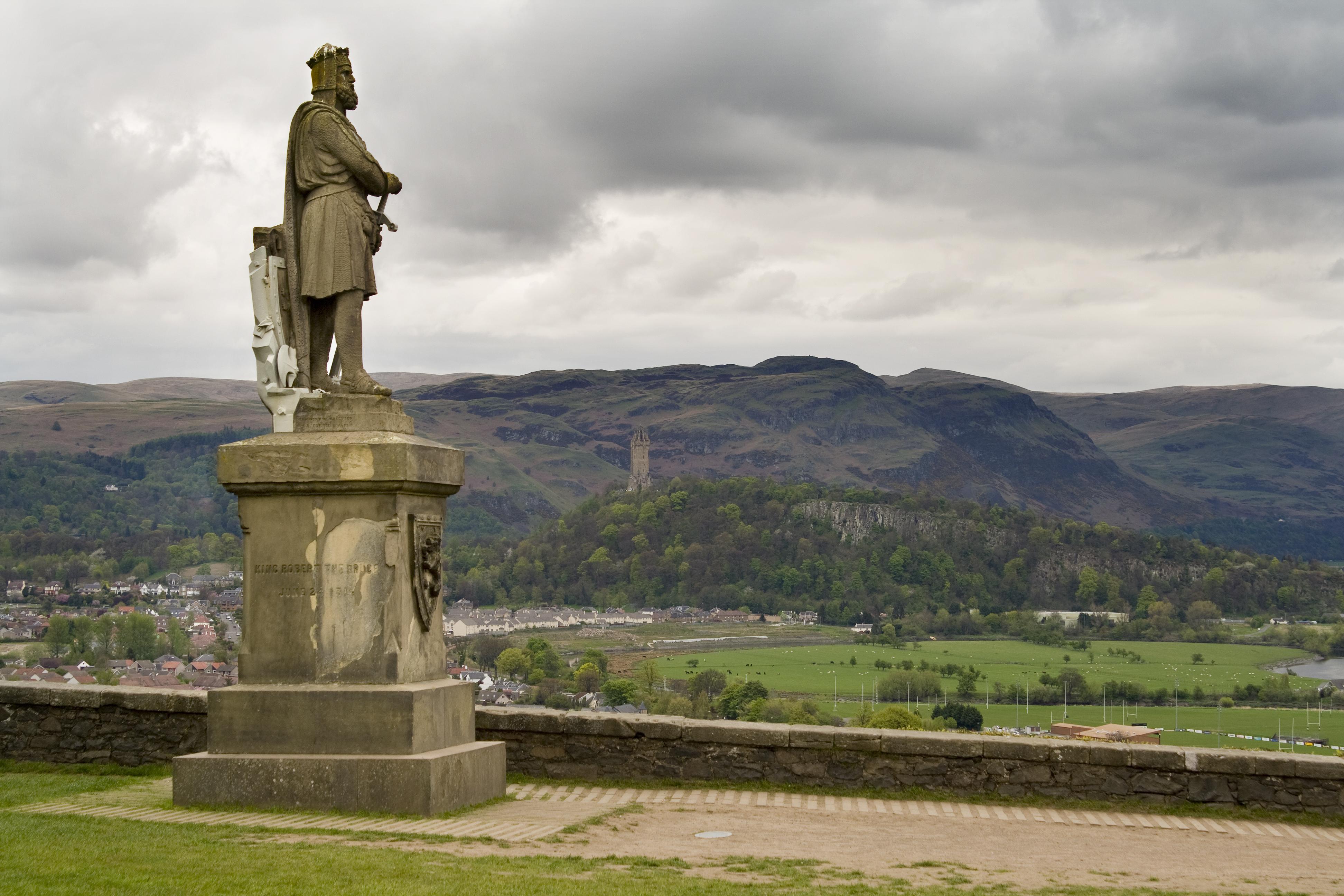 Descubre Stirling y su Castillo, una poderosa fortificación - Inglaterra Circuito Londres y Escocia