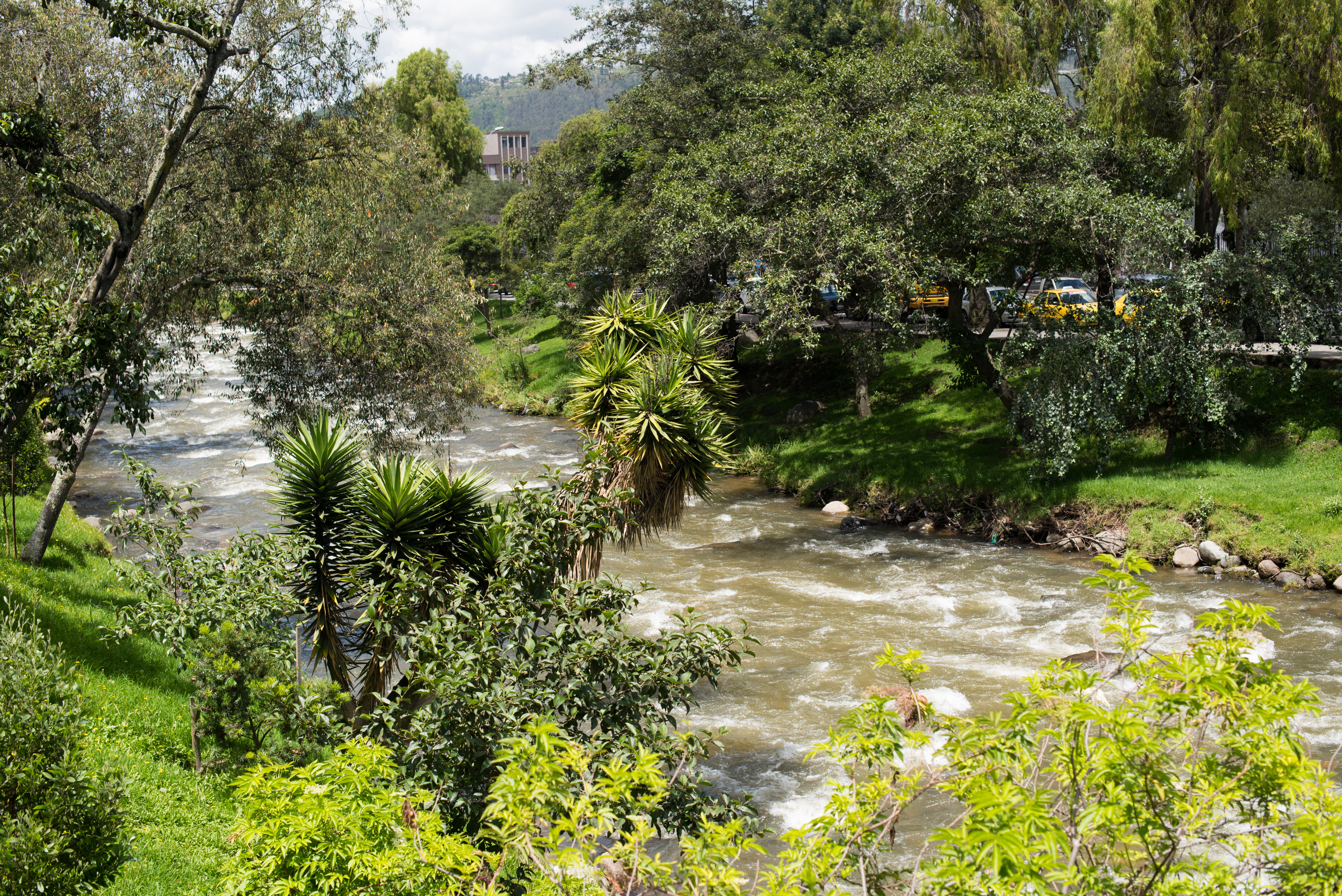 Cuenca y la magia del río Tomebamba - Ecuador Gran Viaje Descubrimiento del Ecuador