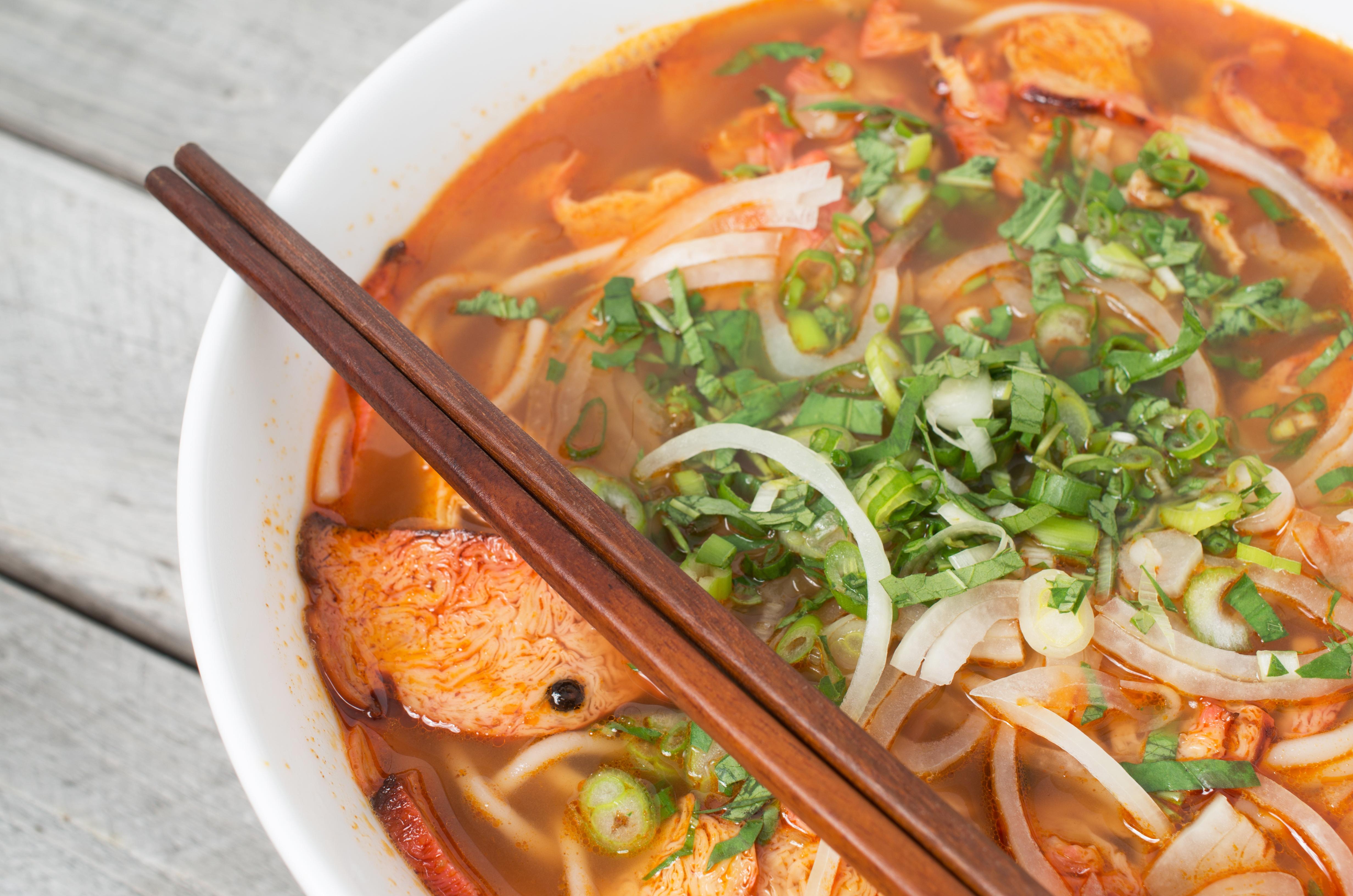 Una sopa con sabor imperial - Vietnam Gran Viaje Vietnam Esencial