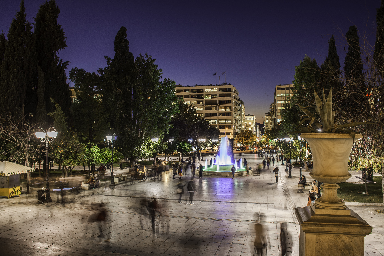 Toda la historia reciente de Grecia en una sola plaza - Grecia Circuito Lo Mejor de Turquía, Crucero por el Egeo y Atenas