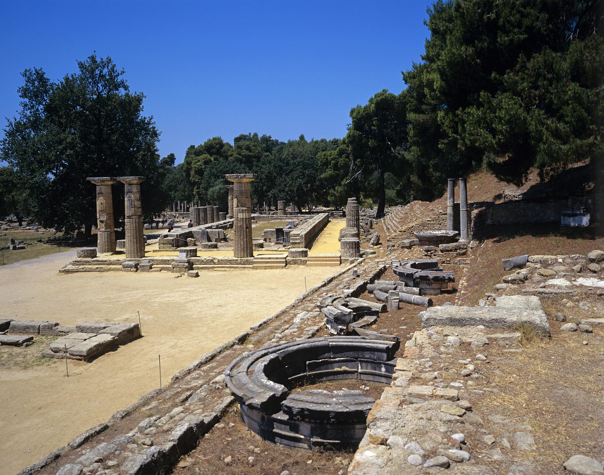 Siente el espíritu olímpico - Grecia Circuito Atenas, Islas Griegas y Grecia Clásica