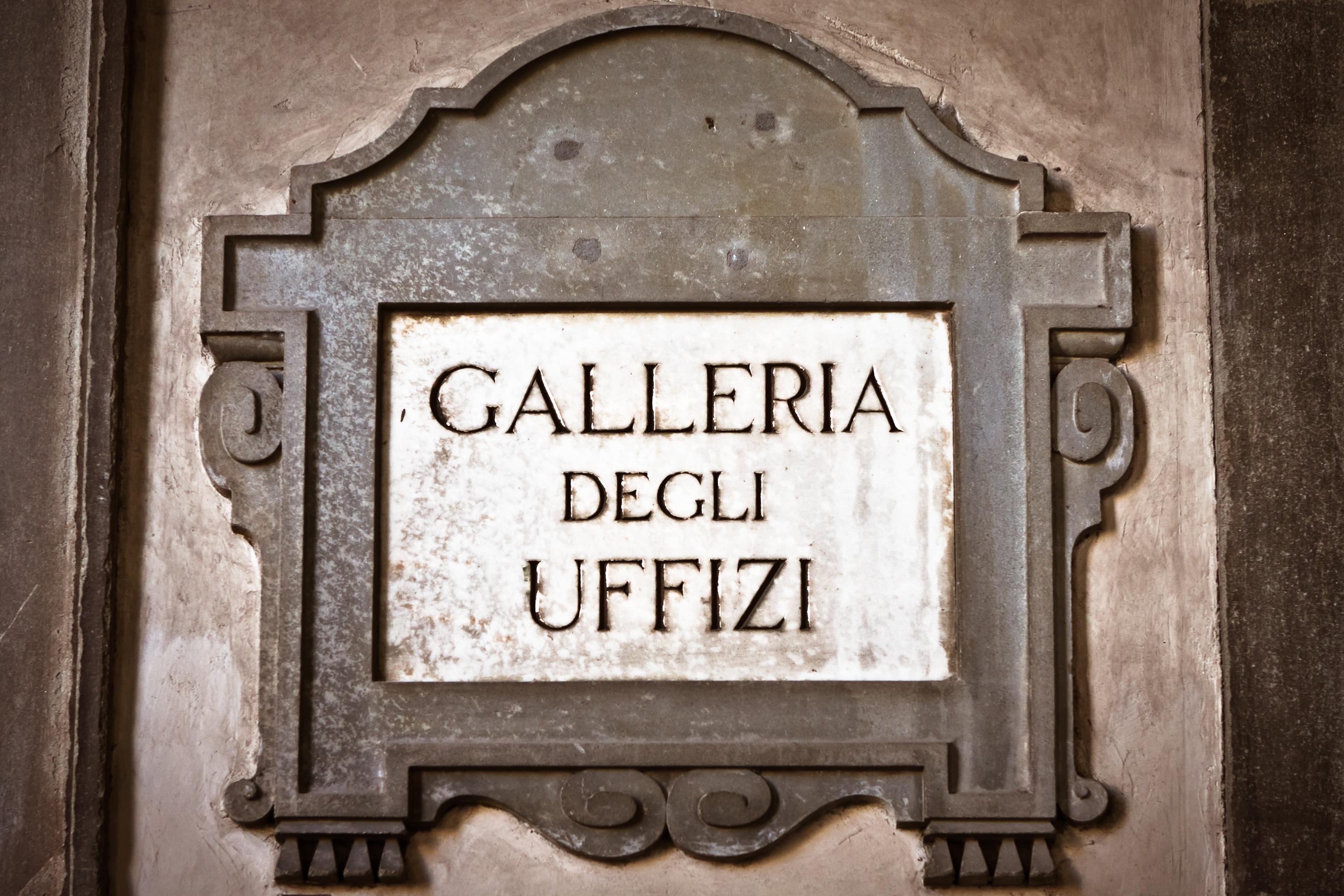 Galería de los Uffizzi, templo del arte renacentista - Italia Circuito Italia de Norte a Sur