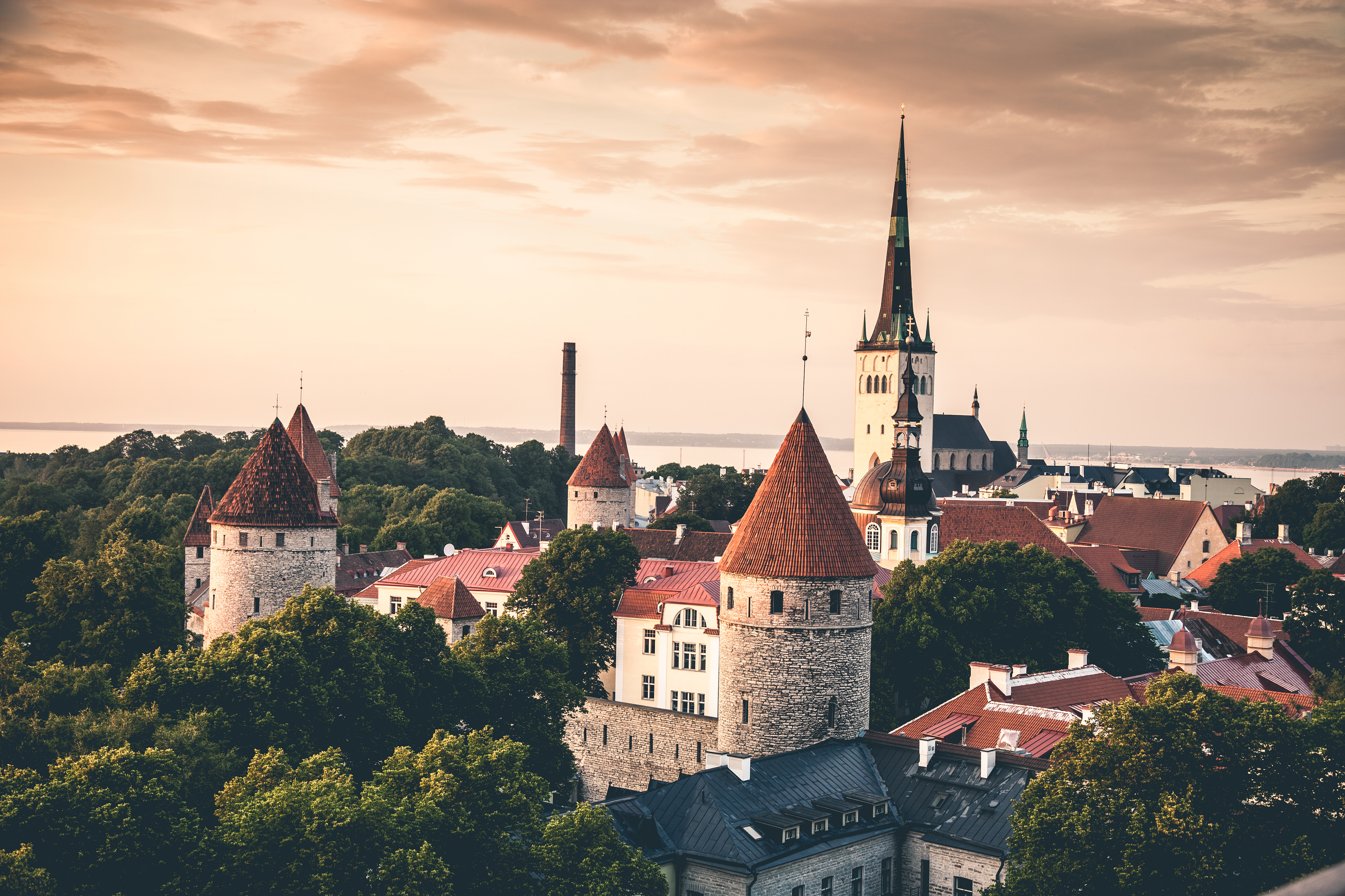 Tallín. Crisol de culturas - Lituania Circuito Repúblicas Bálticas