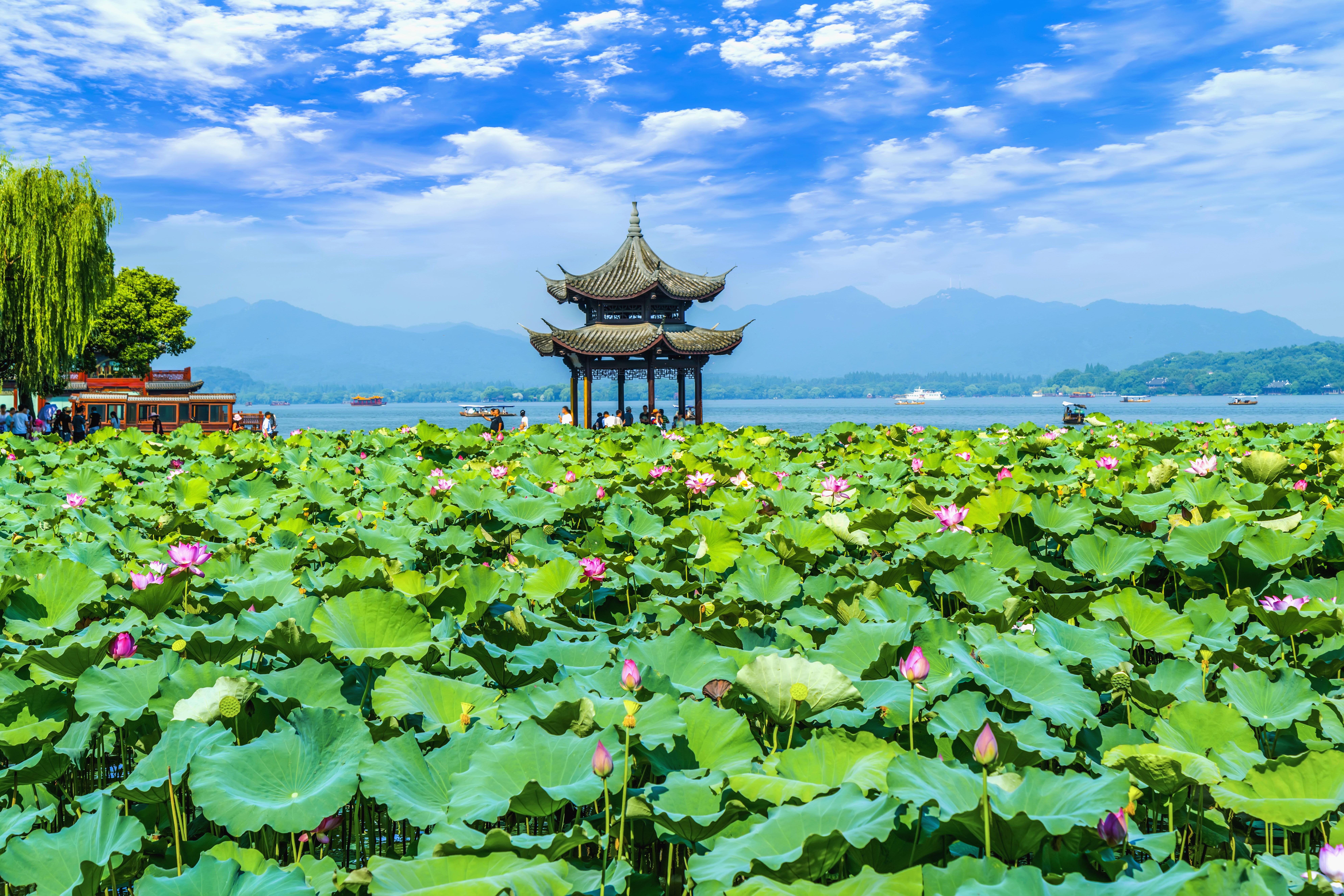 Hangzhou, el paraíso en la Tierra - China Gran Viaje Lo mejor de China
