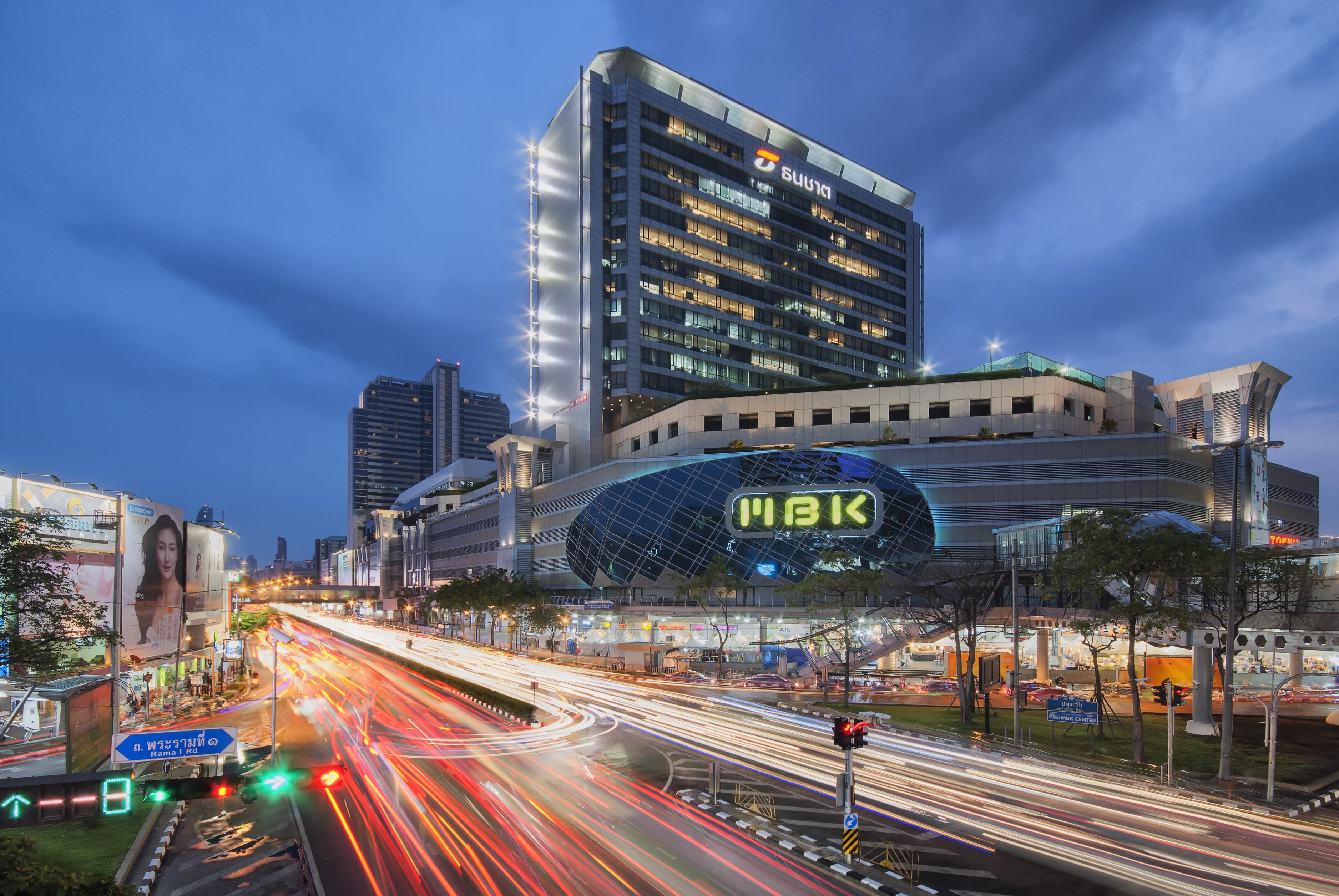 De shopping por Bangkok - Tailandia Gran Viaje Alrededor de Tailandia