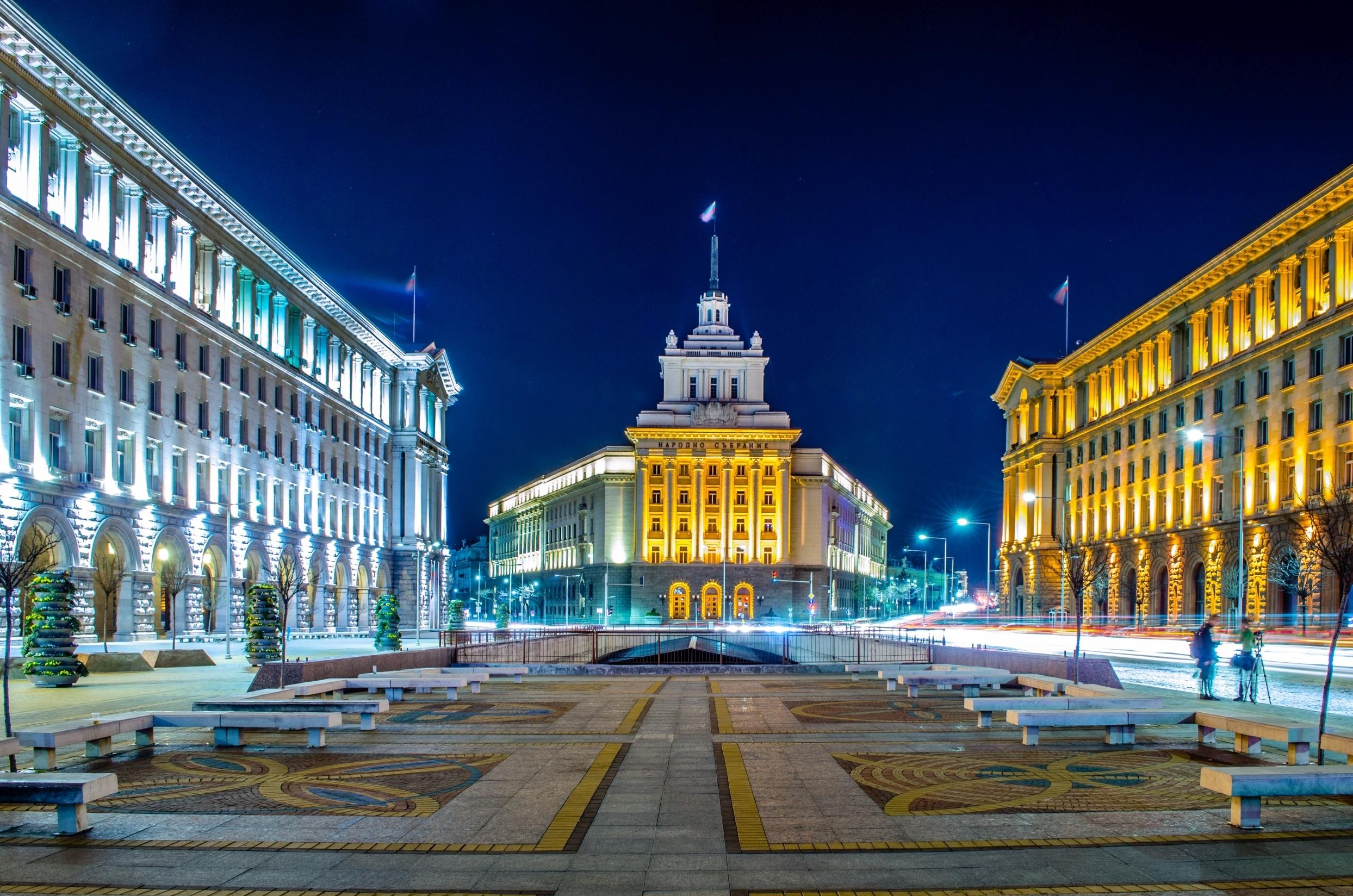 La catedral de Alexander Nevski, la iglesia ortodoxa más grande del mundo - Bulgaria Circuito Bulgaria artística