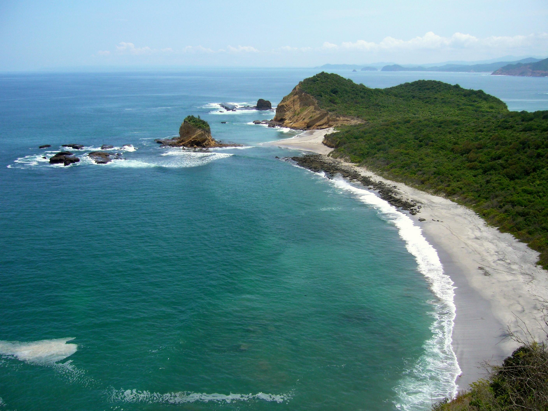 Visitar la Playa de los Frailes - Ecuador Gran Viaje De los Andes al Pacífico