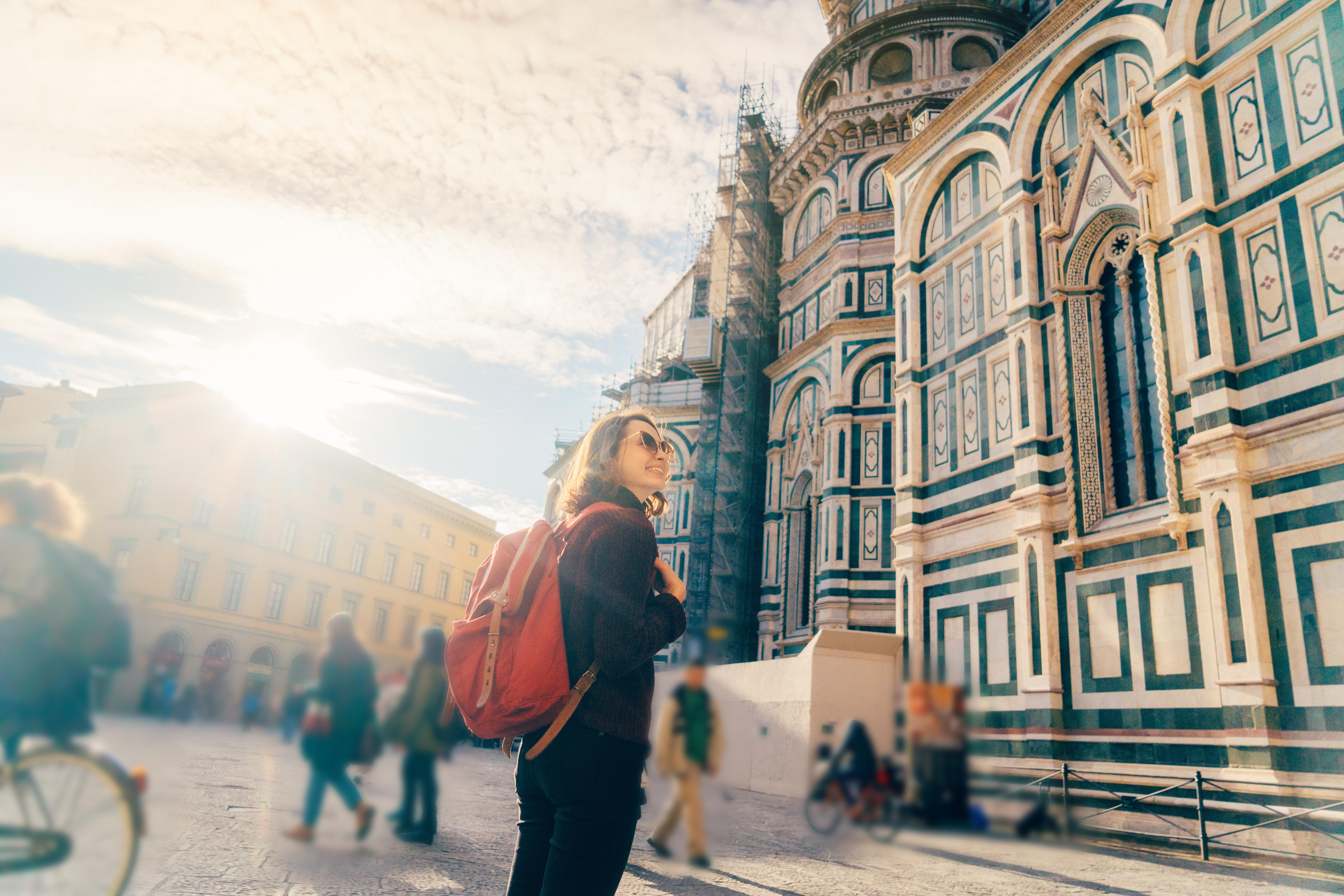 De compras por la creativa y artística Florencia - Italia Circuito Lo mejor de la Toscana