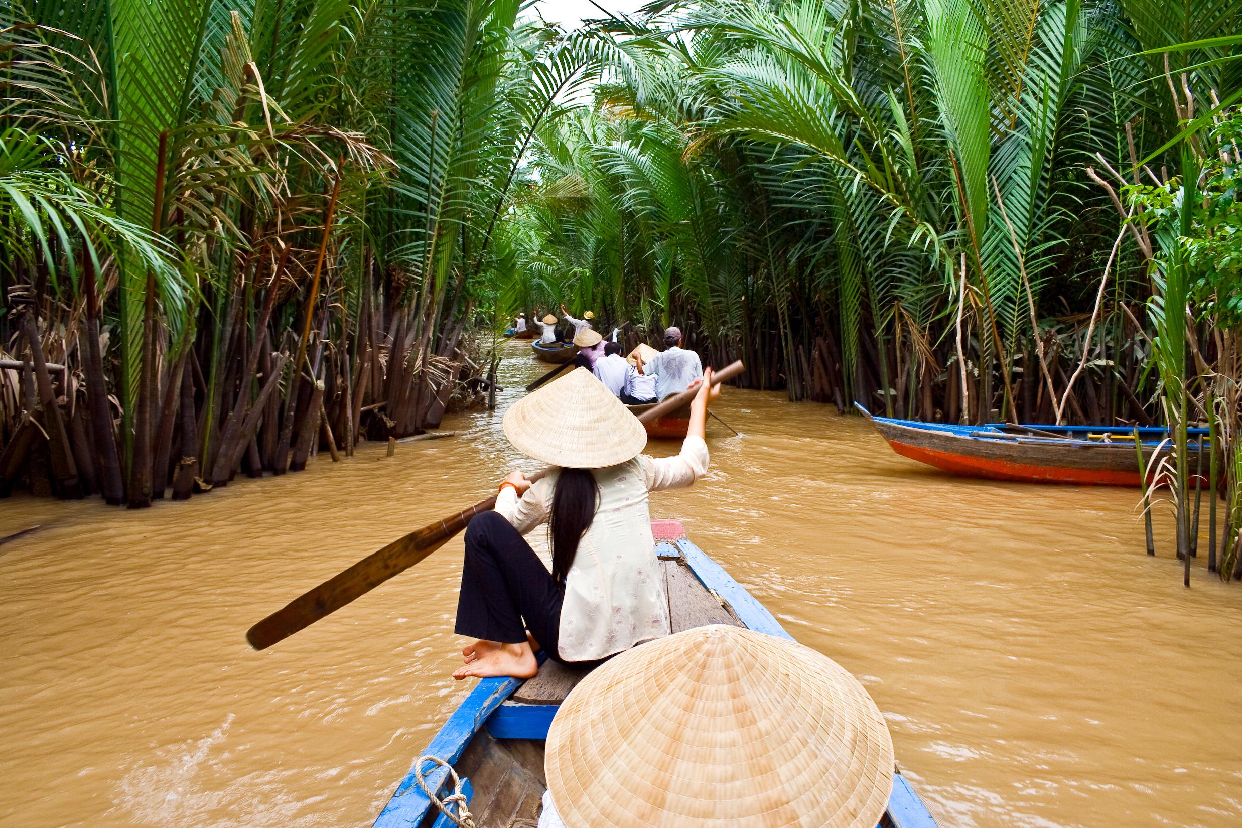 El Delta del Mekong, todo sobre el agua - Vietnam Gran Viaje Esenciales de Vietnam y Camboya