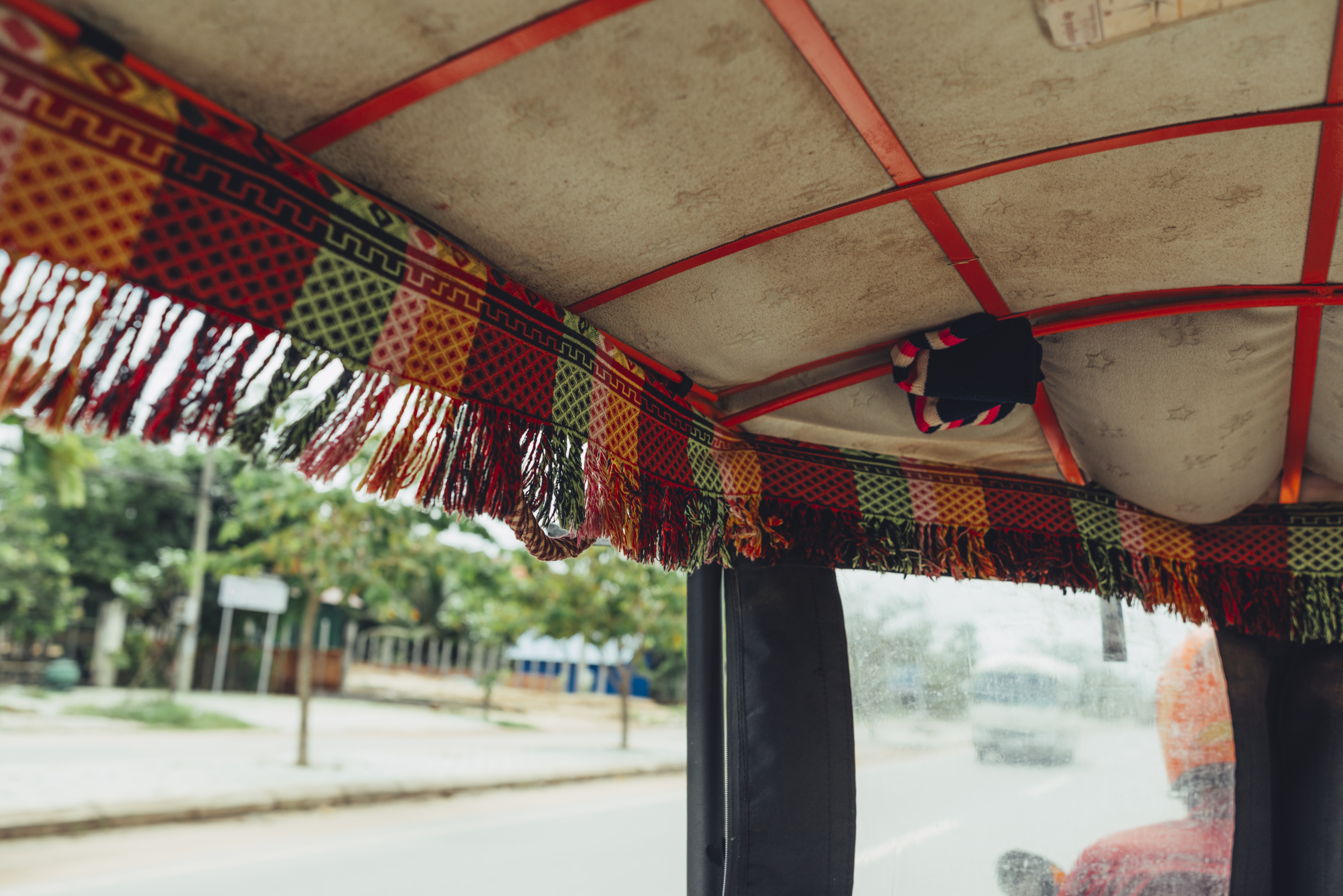 Viajar en tuc-tuc - Camboya Gran Viaje Camboya y Myanmar