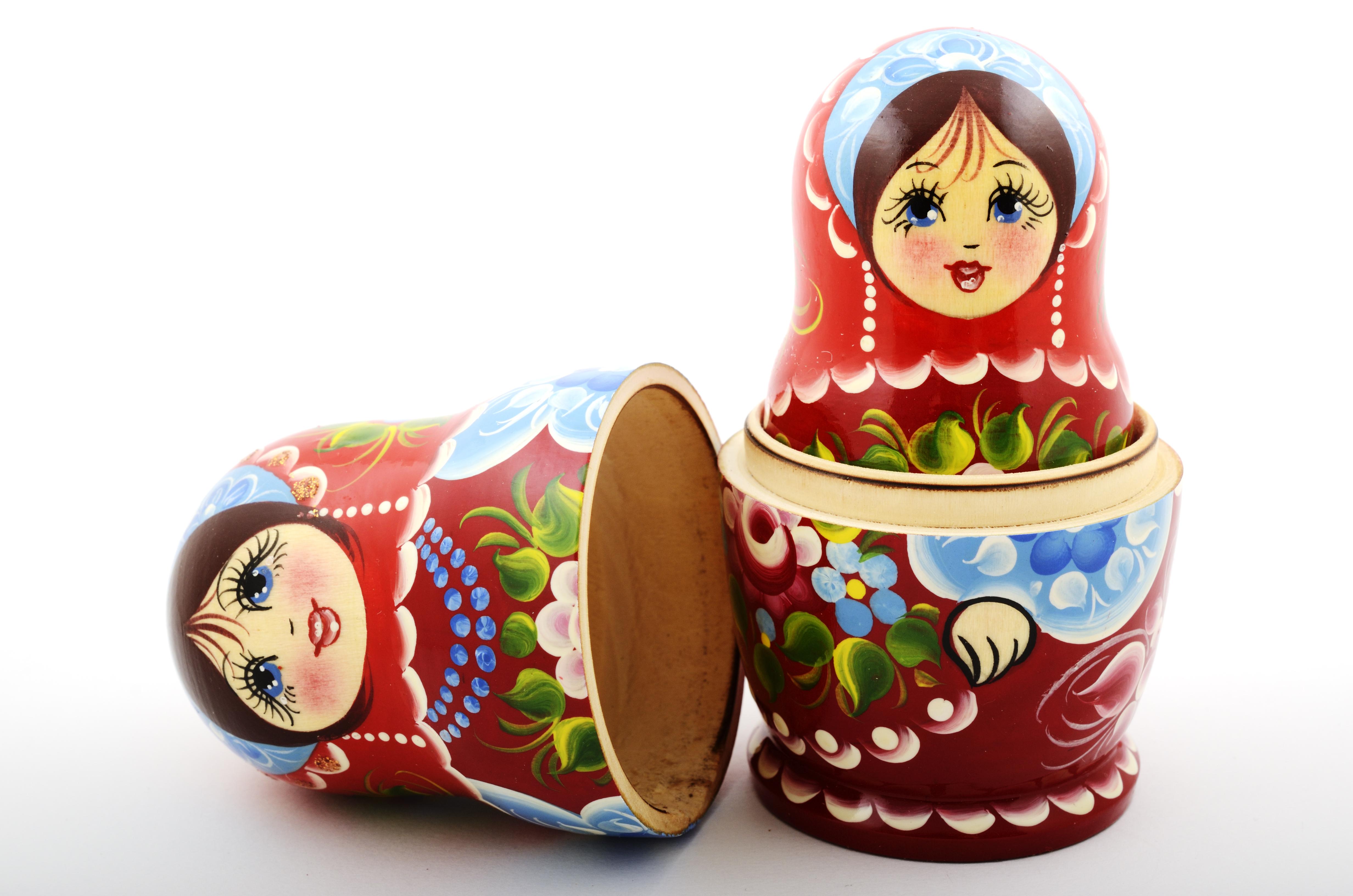 Tráete un trozo de Rusia dentro de una Matrioska - Rusia Circuito Rusia Imperial I