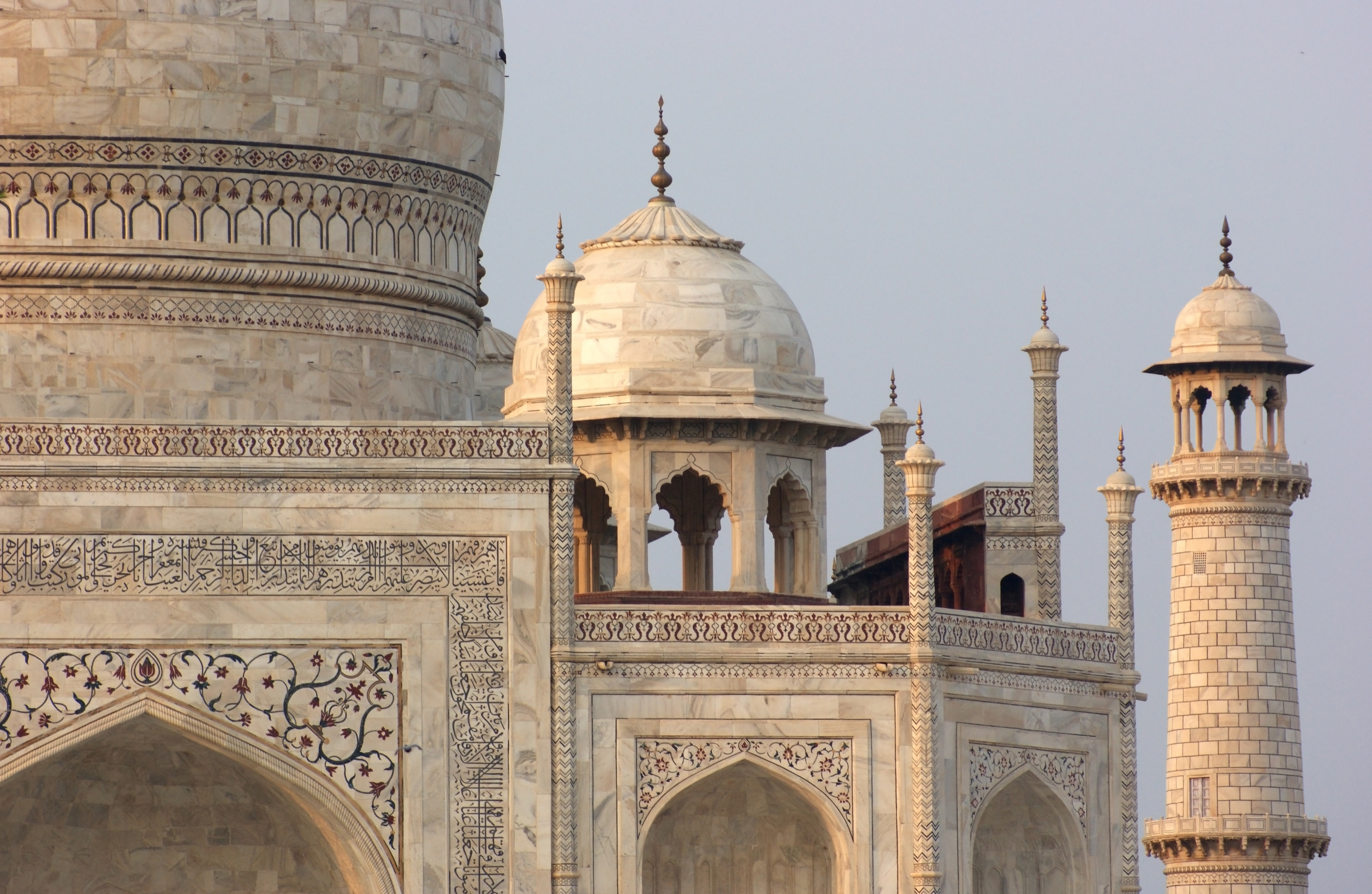 Todo un símbolo de la India: el Taj Mahal - India Gran Viaje Delhi, Jaipur, Agra