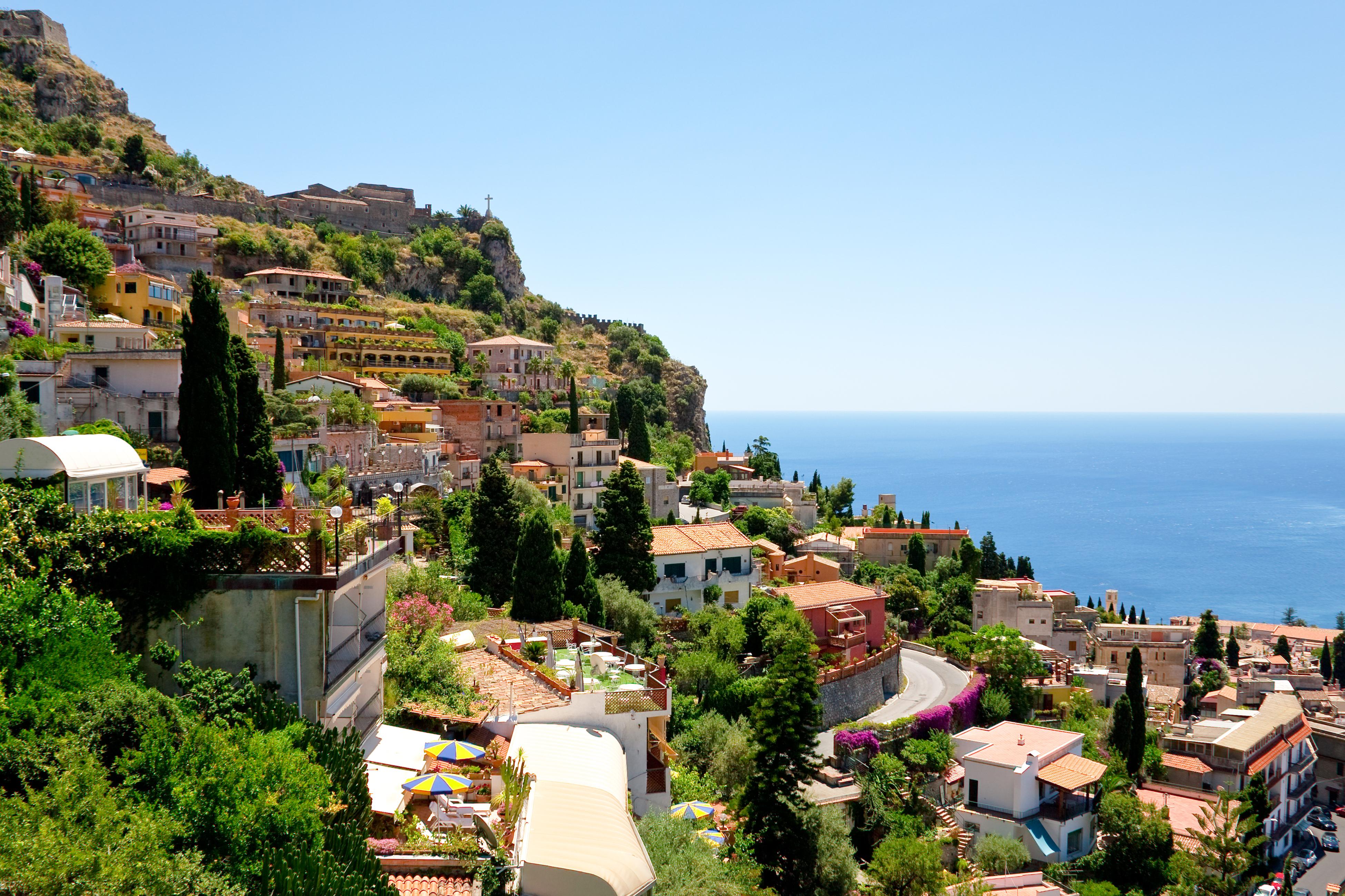 Un paseo por la elegante Taormina, refugio de artistas y famosos - Italia Circuito Sicilia Eterna: de Catania a Palermo