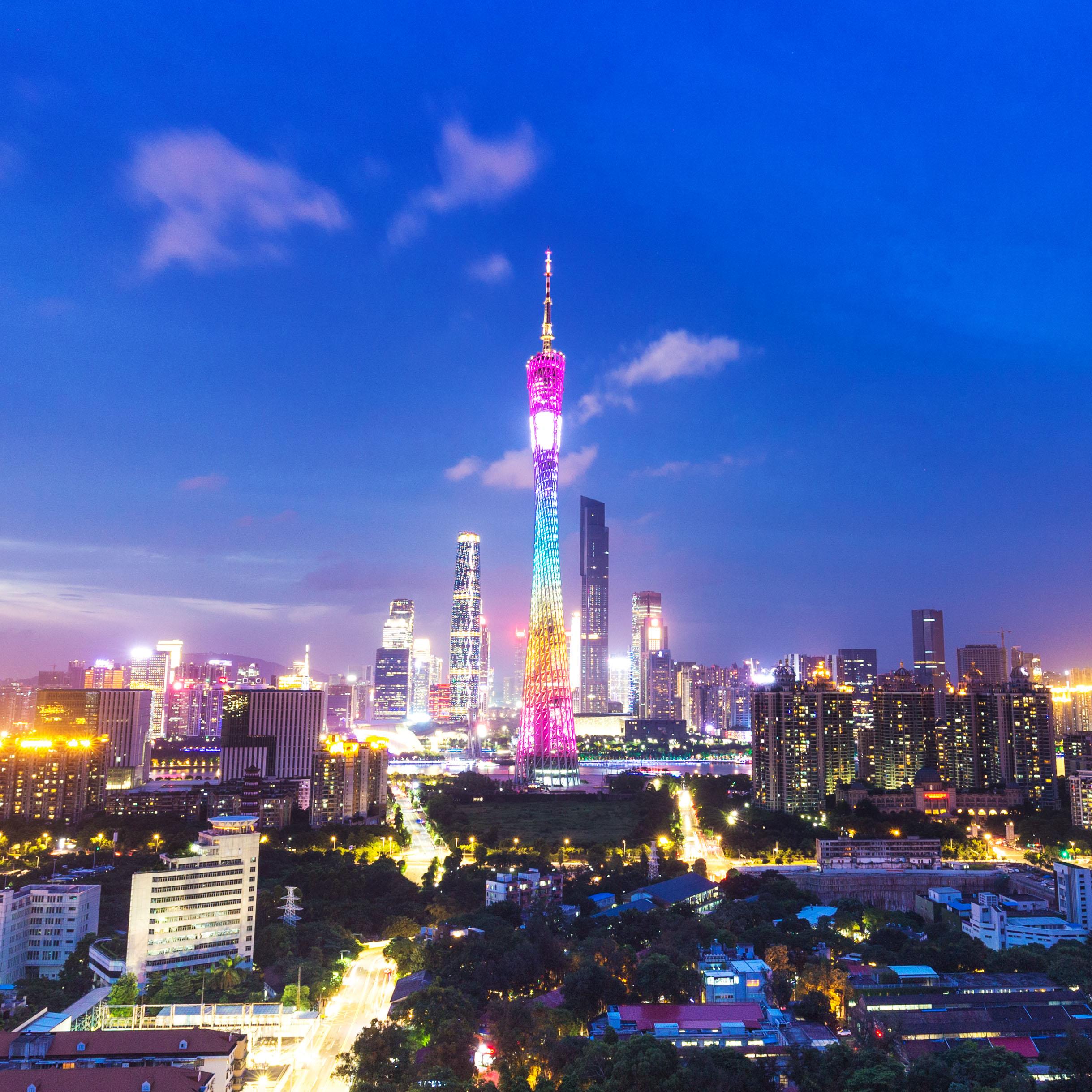 Un paseo por la próspera capital del sur de China - China Gran Viaje De Beijing a Hong Kong