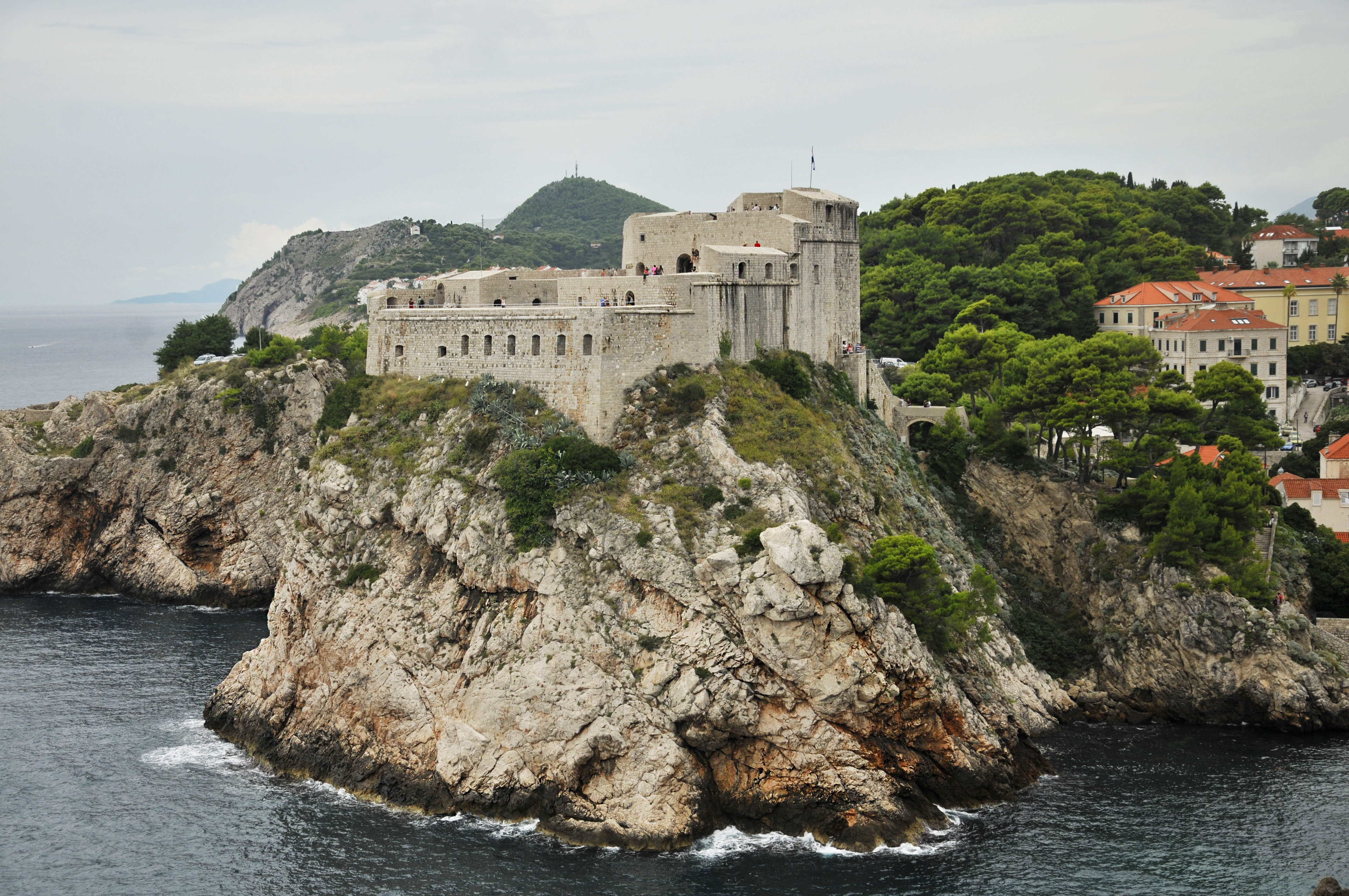 Dubrovnik, escenario de rodaje de Juego de Tronos - Croacia Circuito Gran tour de Croacia e Istria
